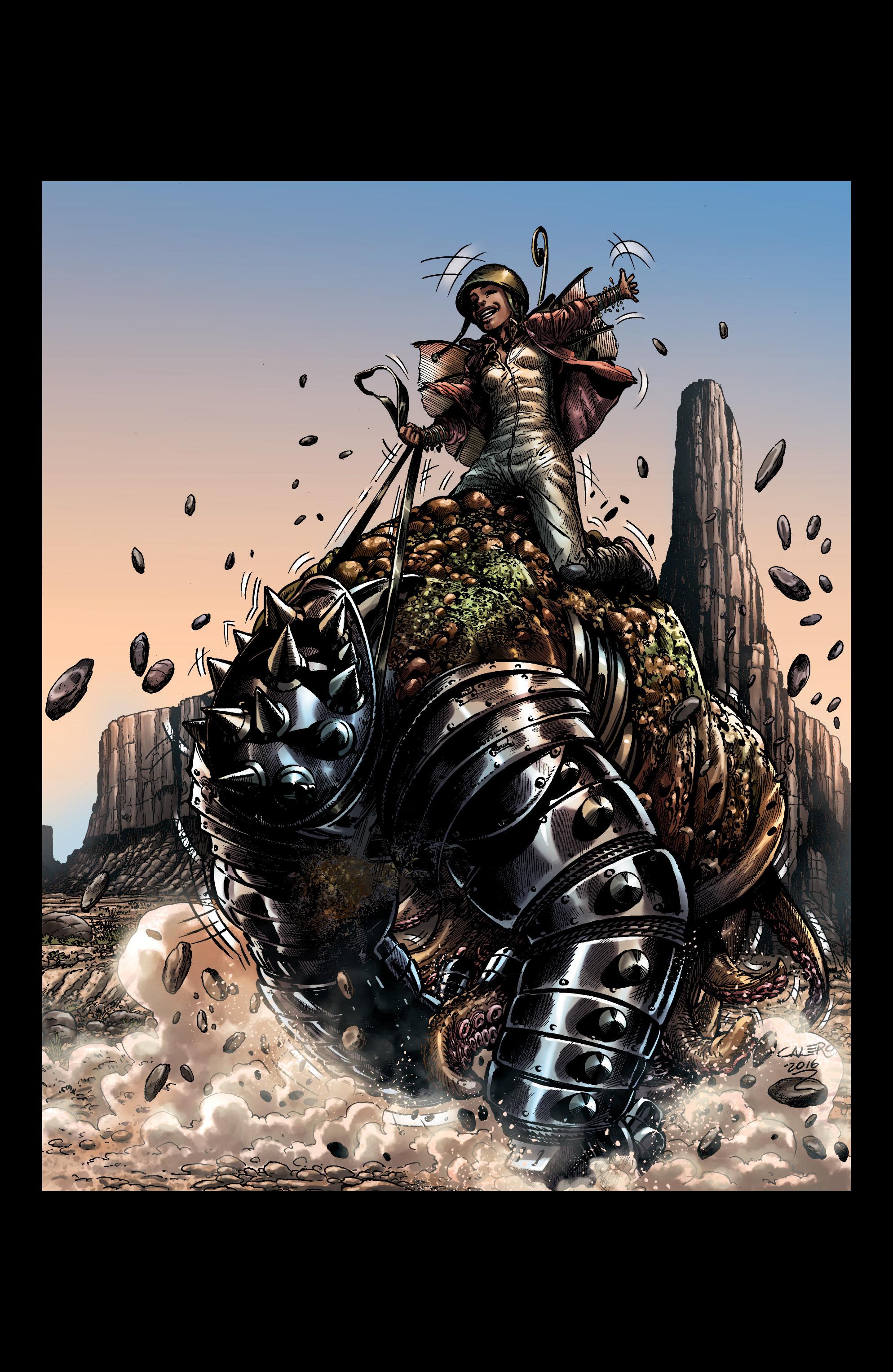 Read online Alan Moore's Cinema Purgatorio comic -  Issue #8 - 51