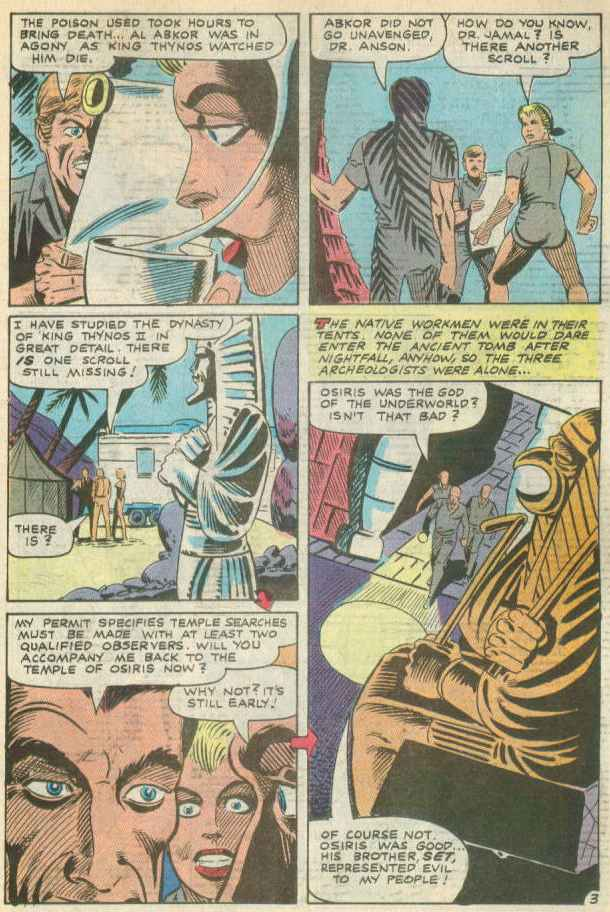 Read online Beyond the Grave (1983) comic -  Issue #10 - 4