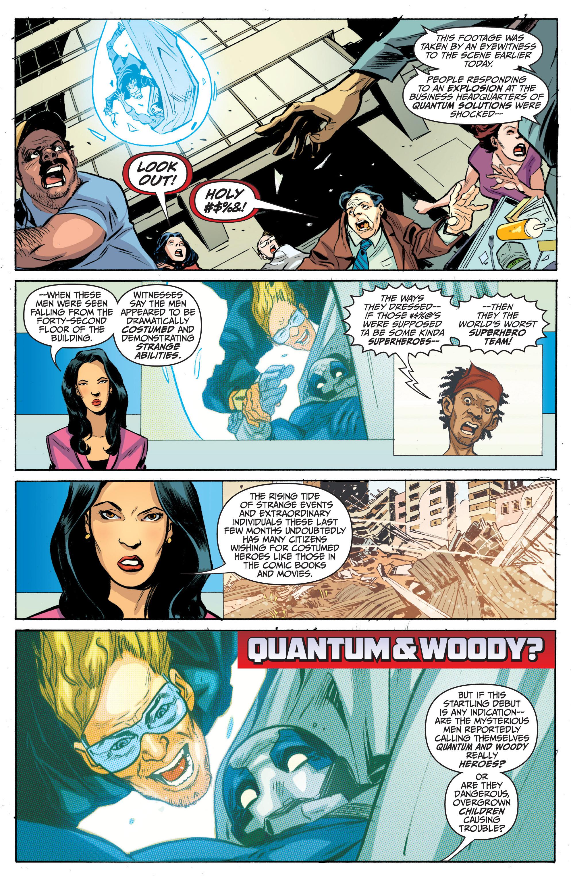 Read online Shadowman (2012) comic -  Issue #0 - 29