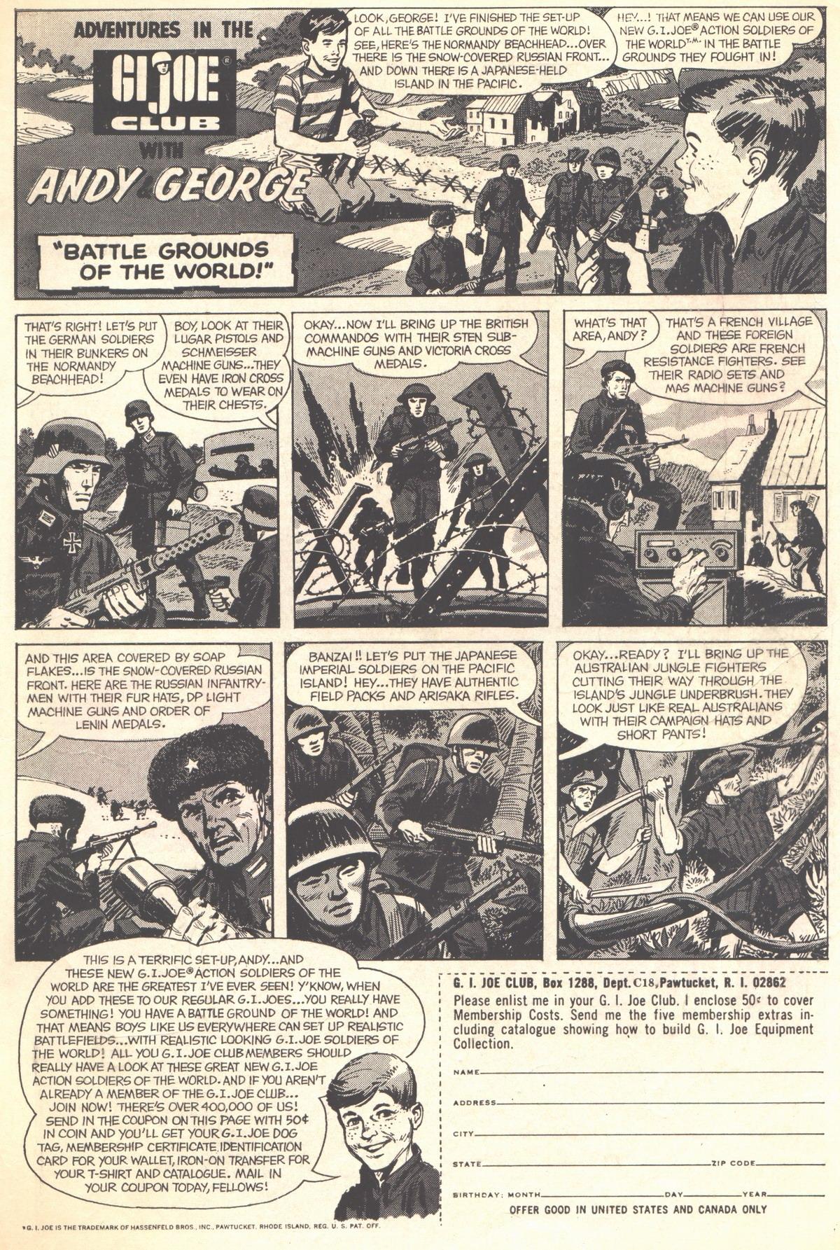 Read online Adventure Comics (1938) comic -  Issue #353 - 35