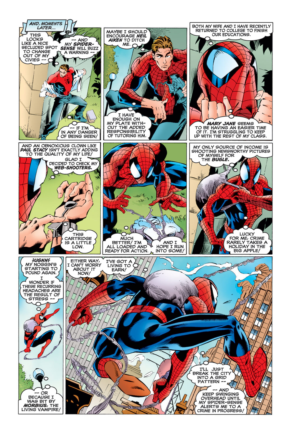 The Amazing Spider-Man (1963) 423 Page 7