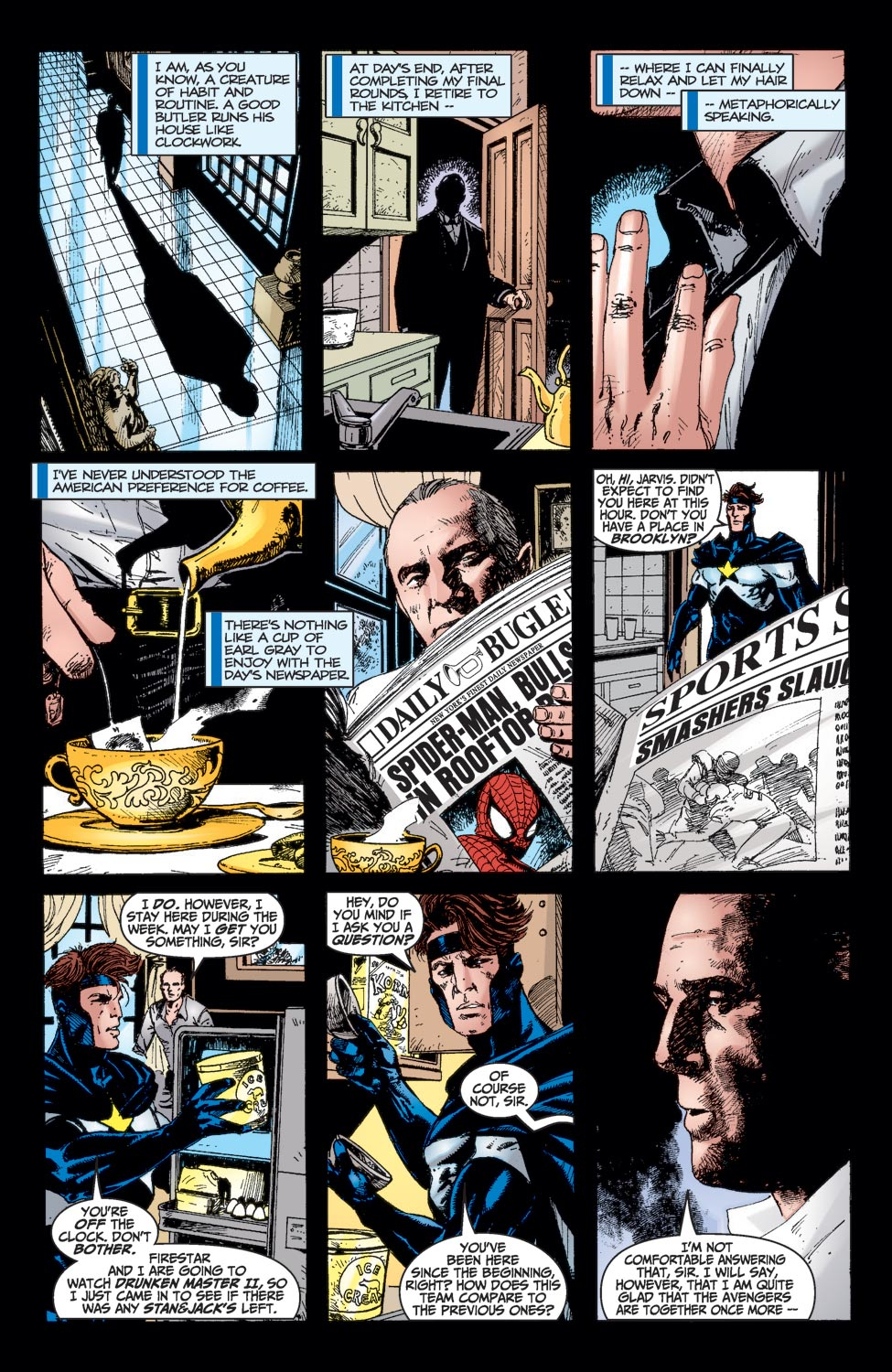 Avengers (1998) issue _Annual_1 - Page 9