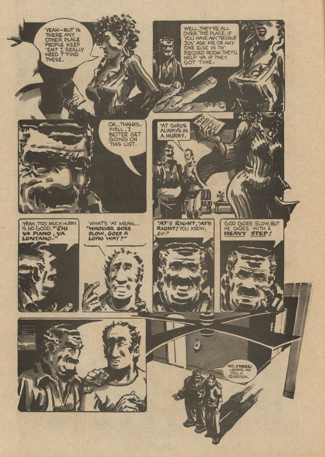American Splendor (1976) issue 6 - Page 17