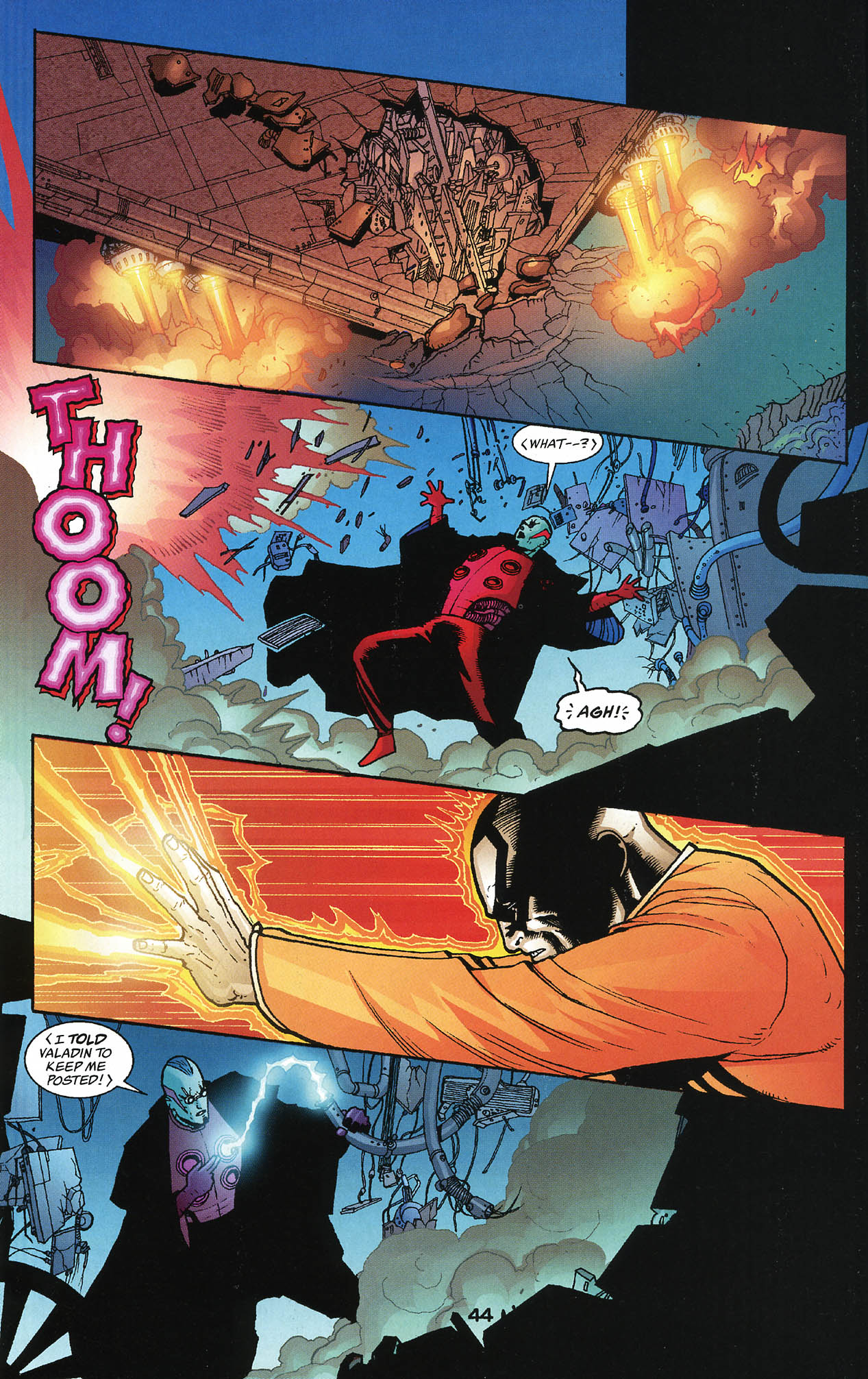 Read online JLA/Haven: Arrival comic -  Issue # Full - 43