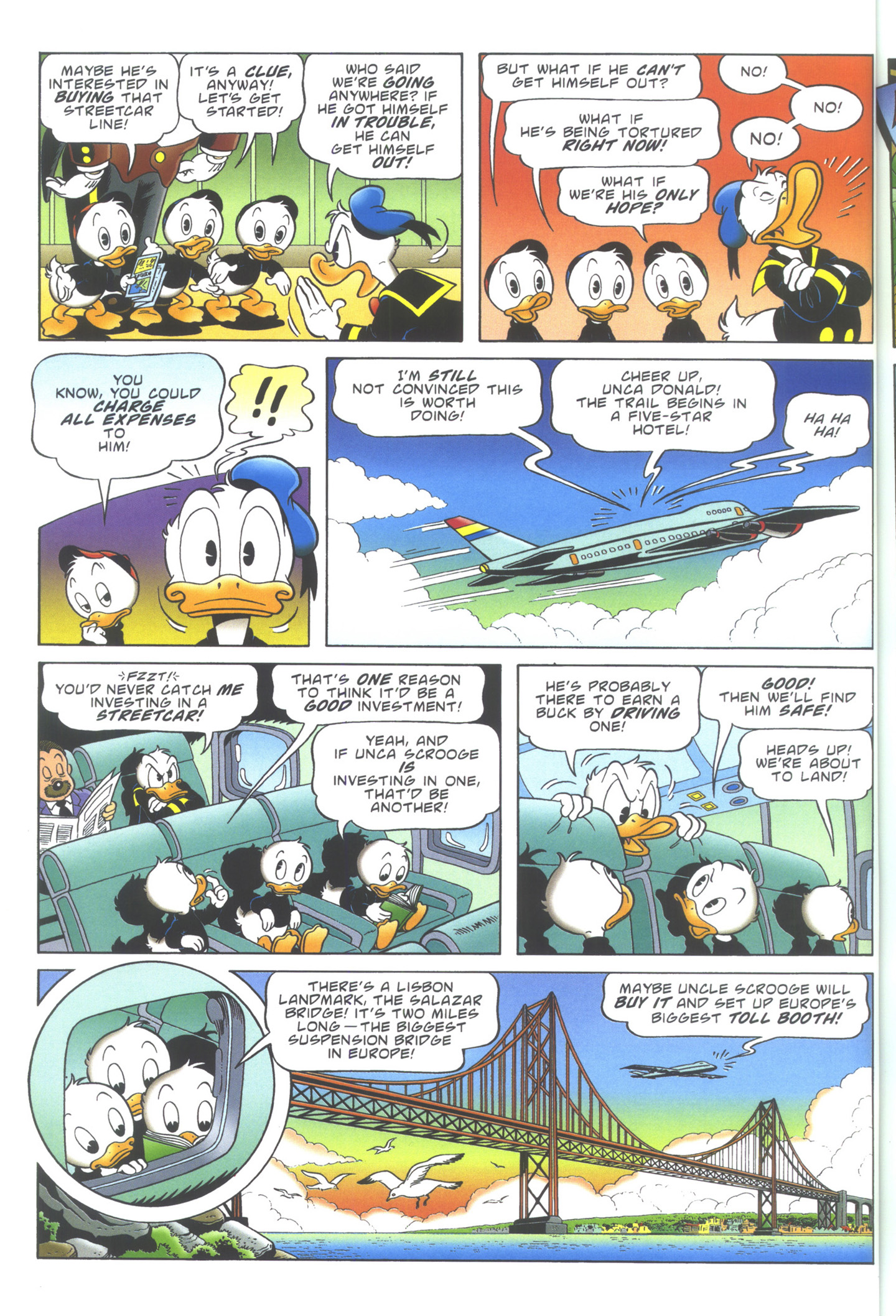 Read online Uncle Scrooge (1953) comic -  Issue #354 - 42