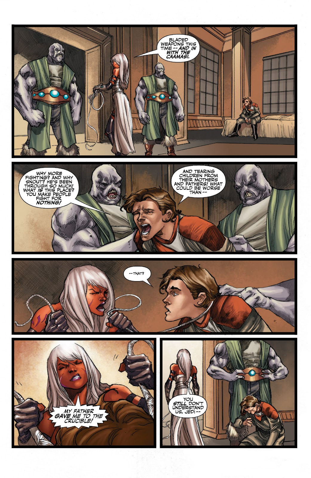 Read online Star Wars Legends: The Old Republic - Epic Collection comic -  Issue # TPB 3 (Part 2) - 99