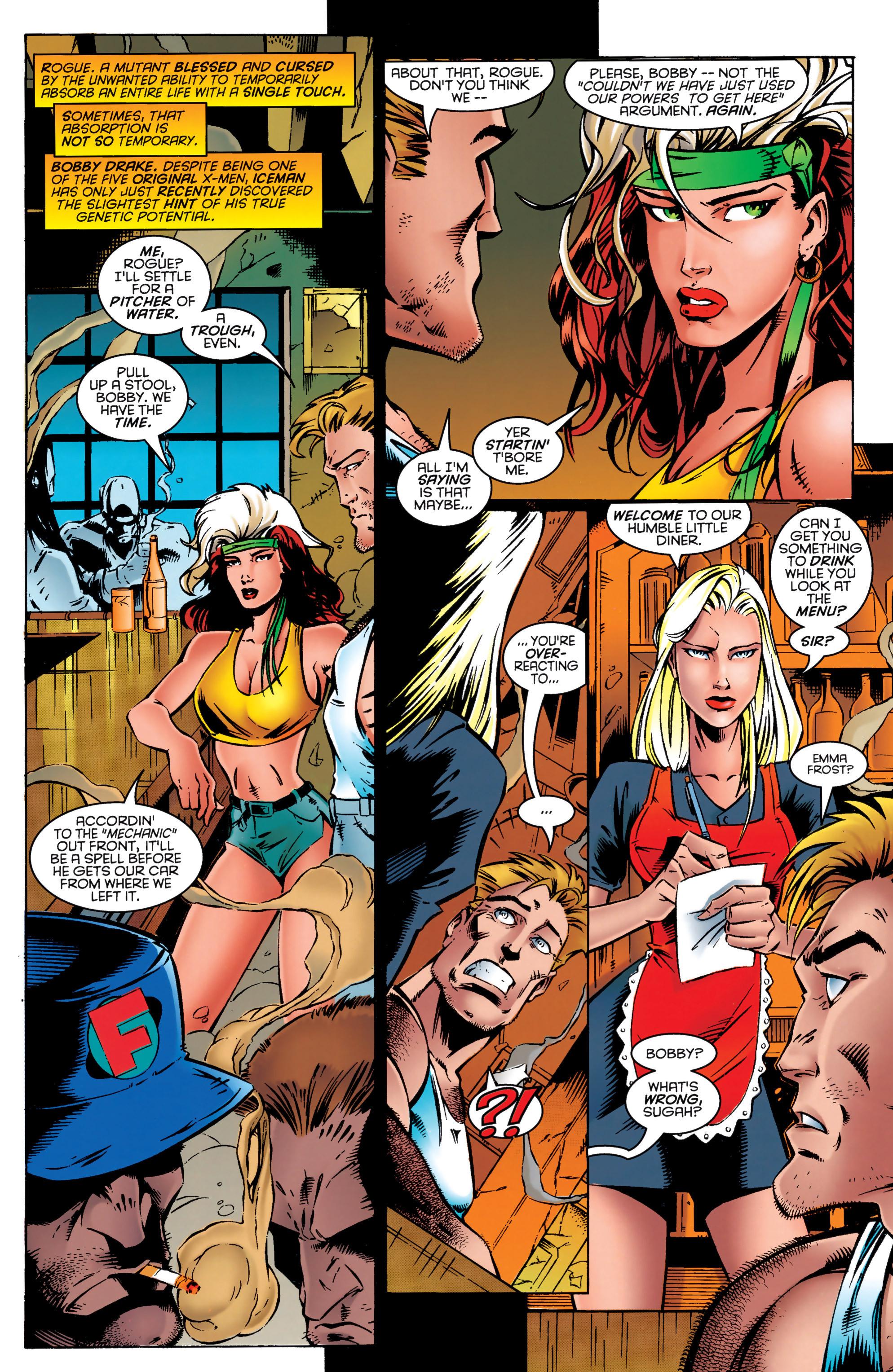 Read online Uncanny X-Men (1963) comic -  Issue #324 - 11