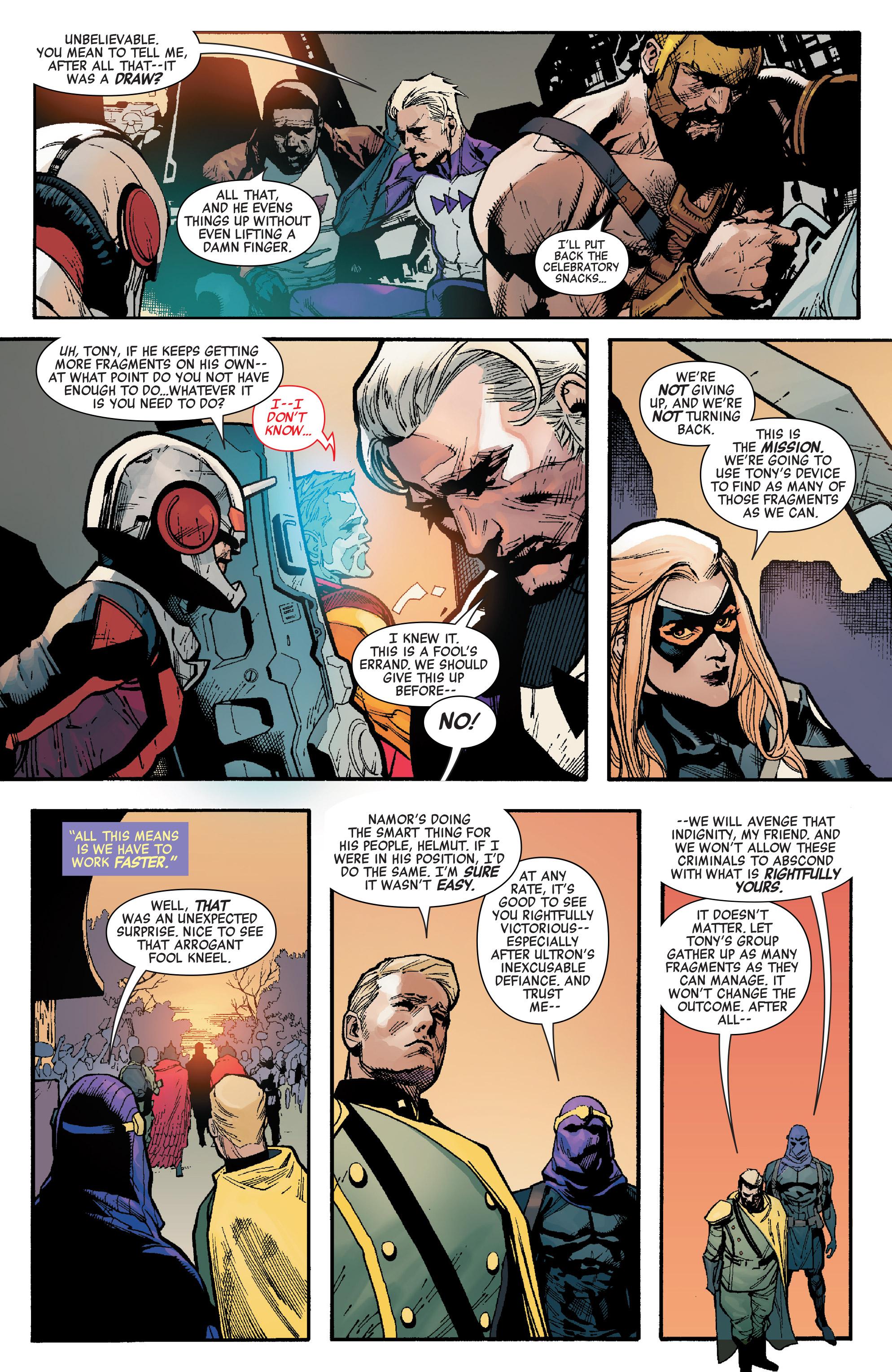Read online Secret Empire comic -  Issue #4 - 36