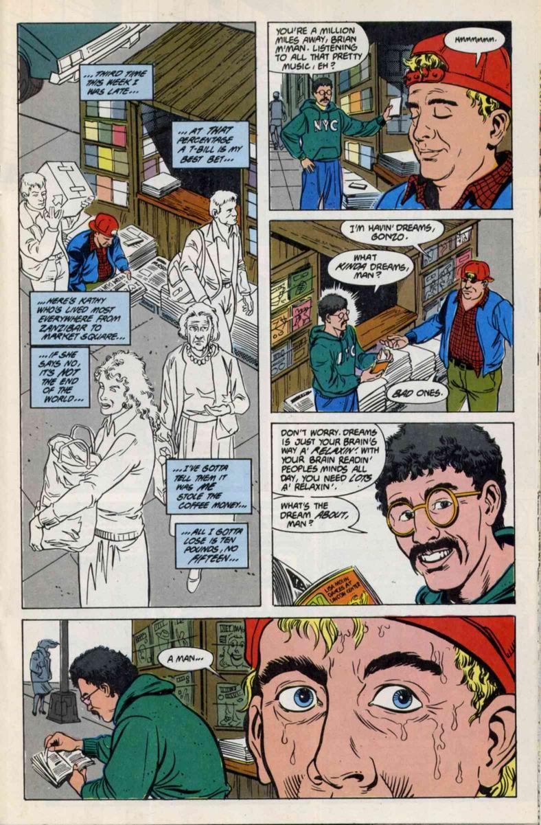 Read online Doctor Zero comic -  Issue #8 - 15