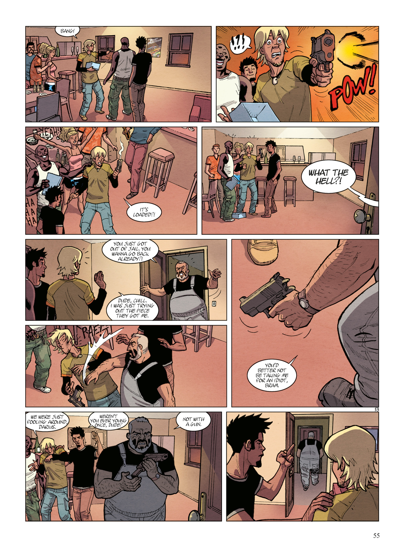 Read online Alter Ego comic -  Issue #6 - 57