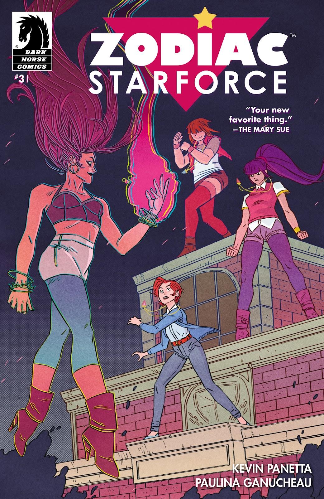 Zodiac Starforce 3 Page 1
