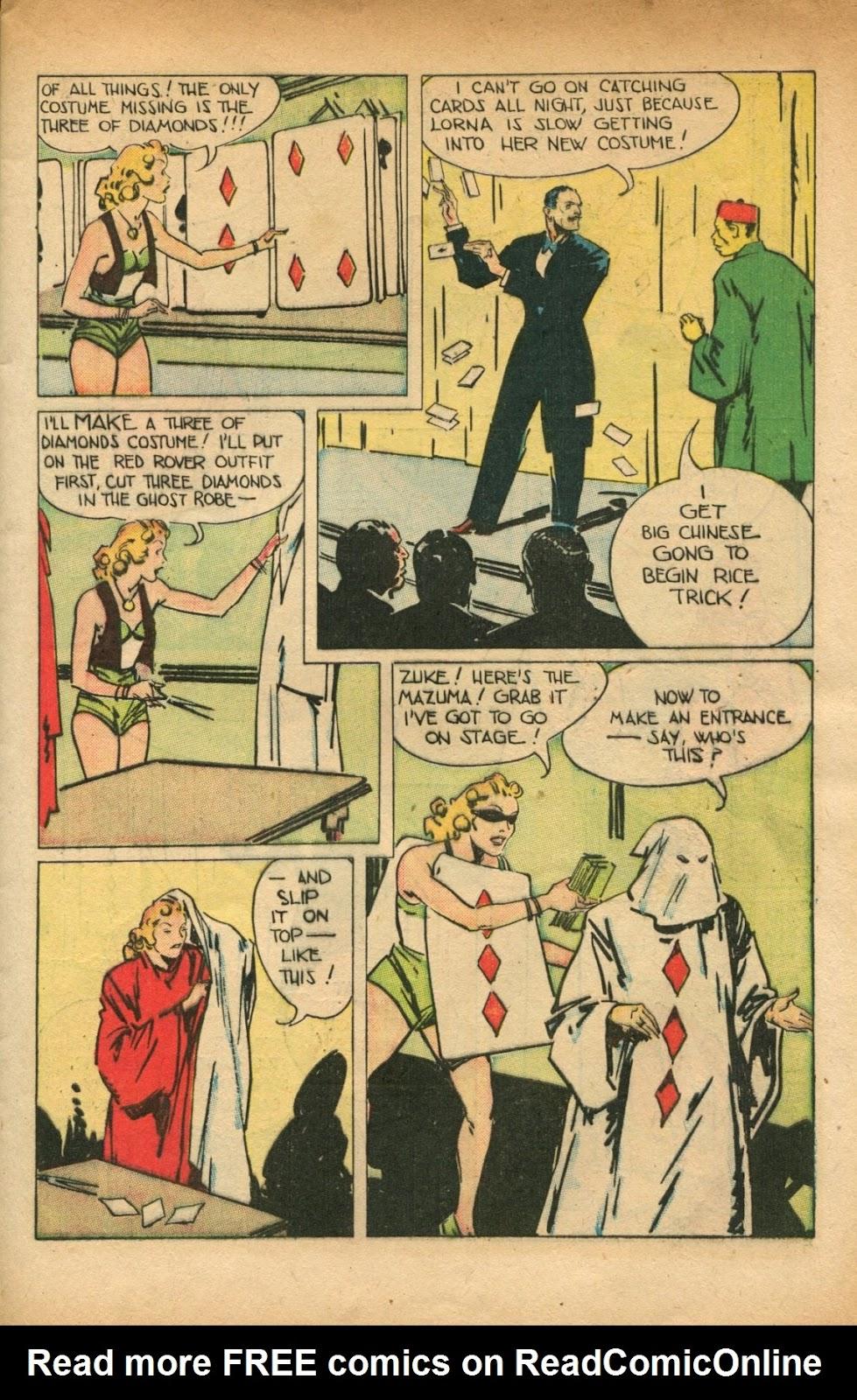 Read online Super-Magician Comics comic -  Issue #51 - 13