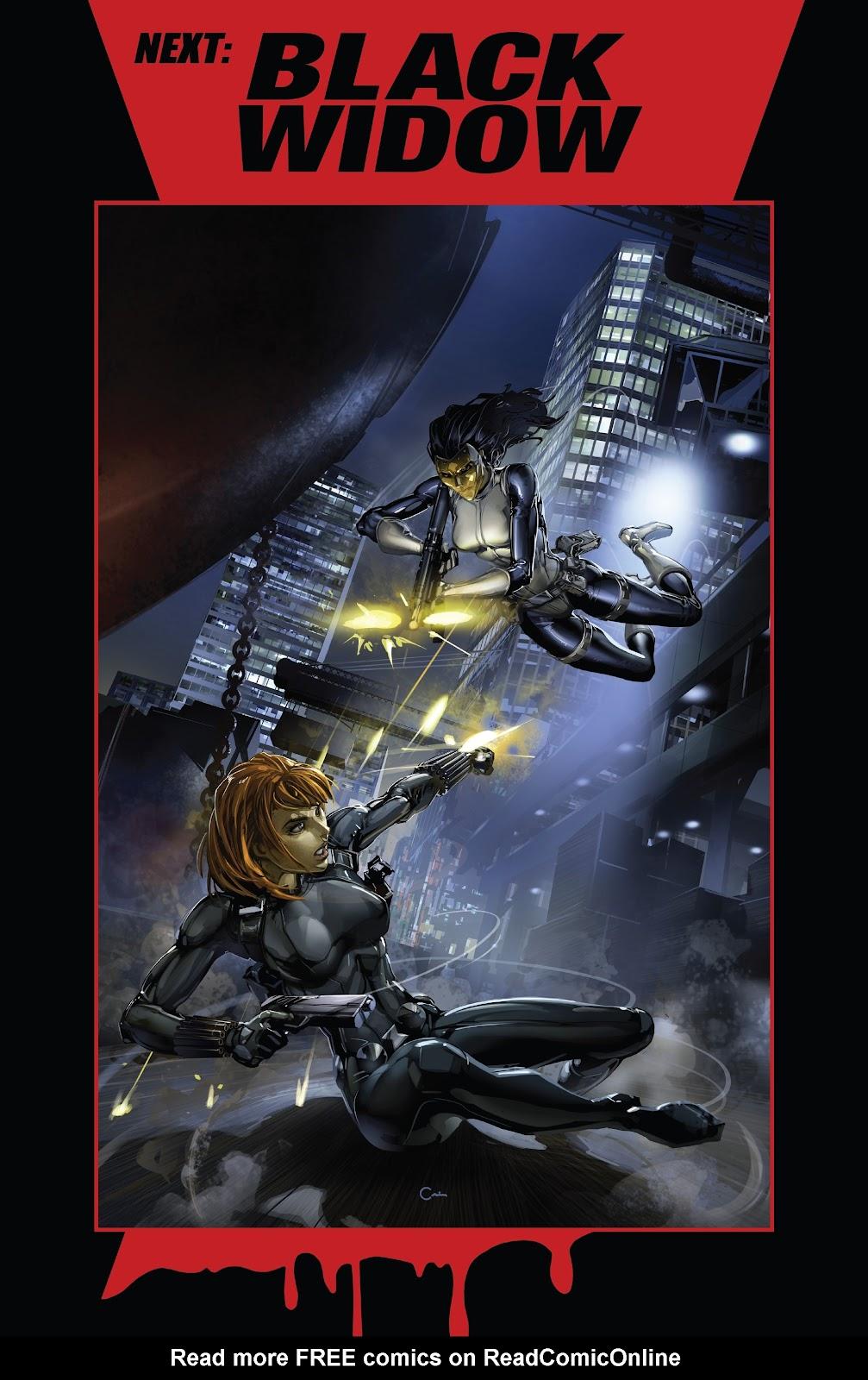Read online Black Widow (2019) comic -  Issue #2 - 24