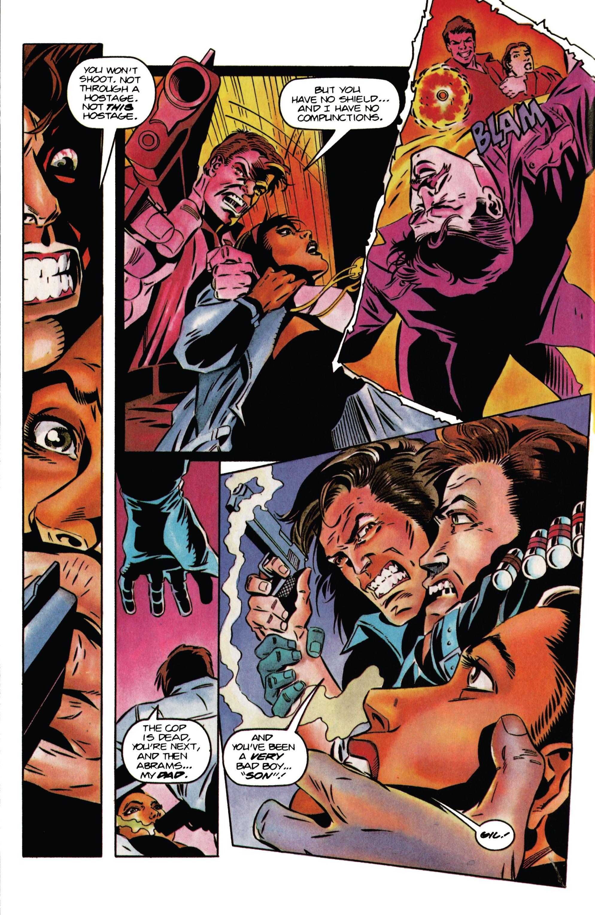 Read online Eternal Warrior (1992) comic -  Issue #34 - 14