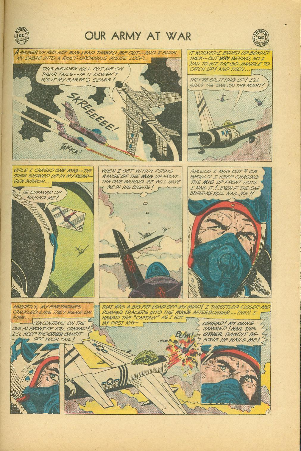 Our Army at War (1952) issue 100 - Page 23