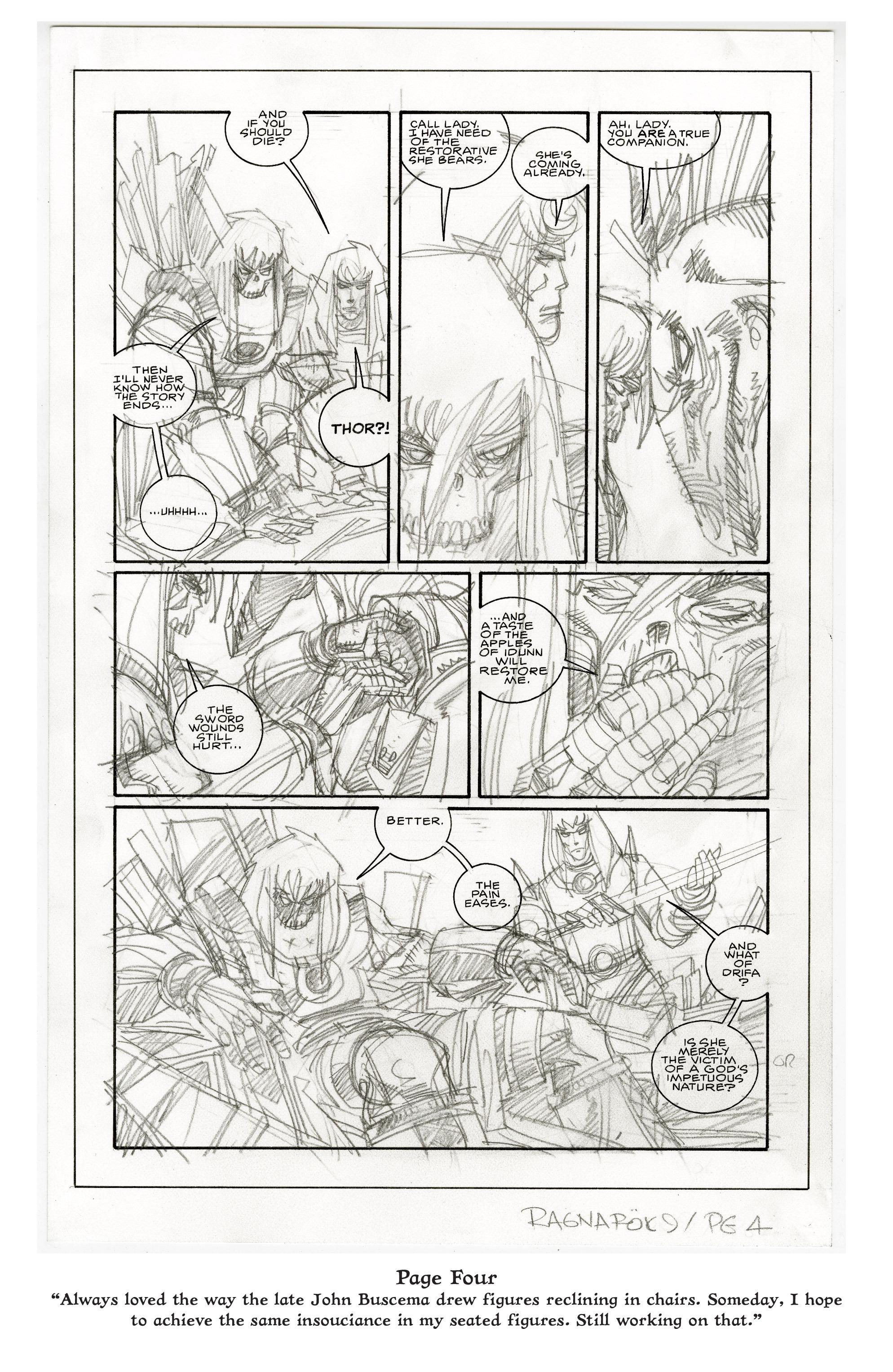 Read online Ragnarok comic -  Issue #9 - 27