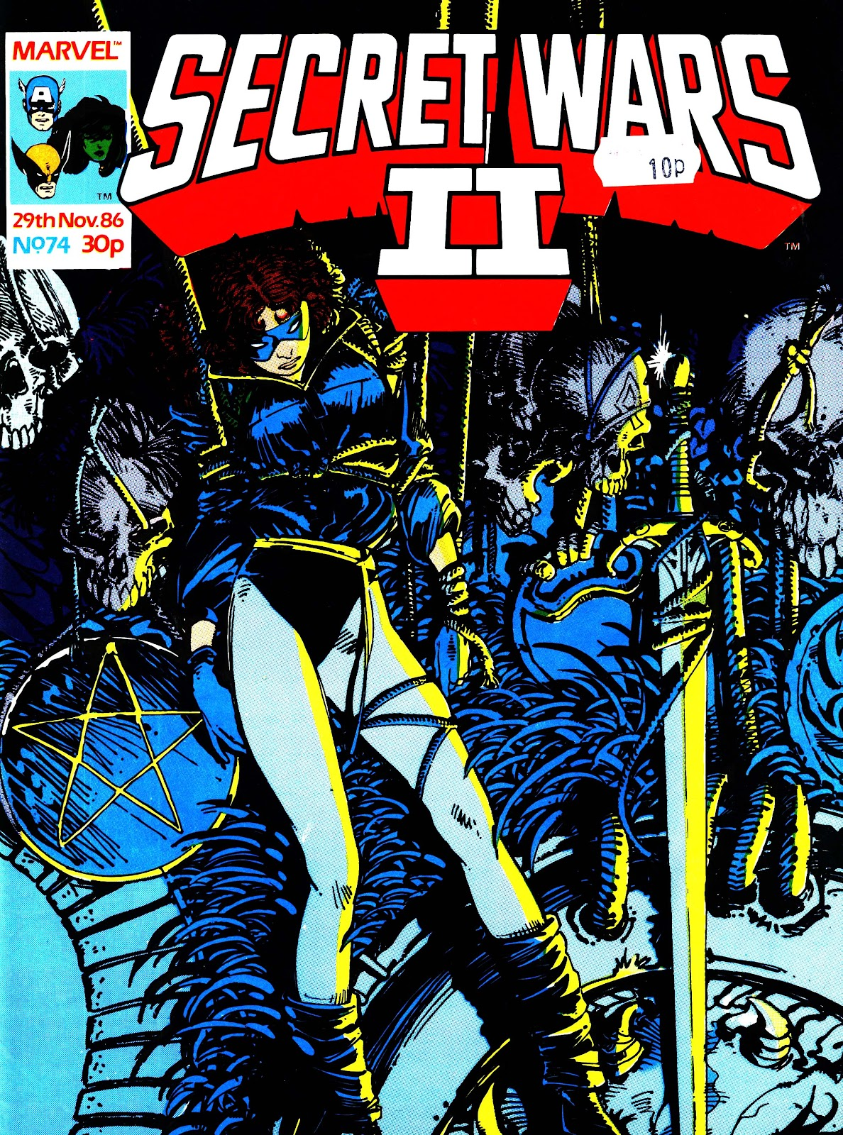 Secret Wars (1985) issue 74 - Page 1
