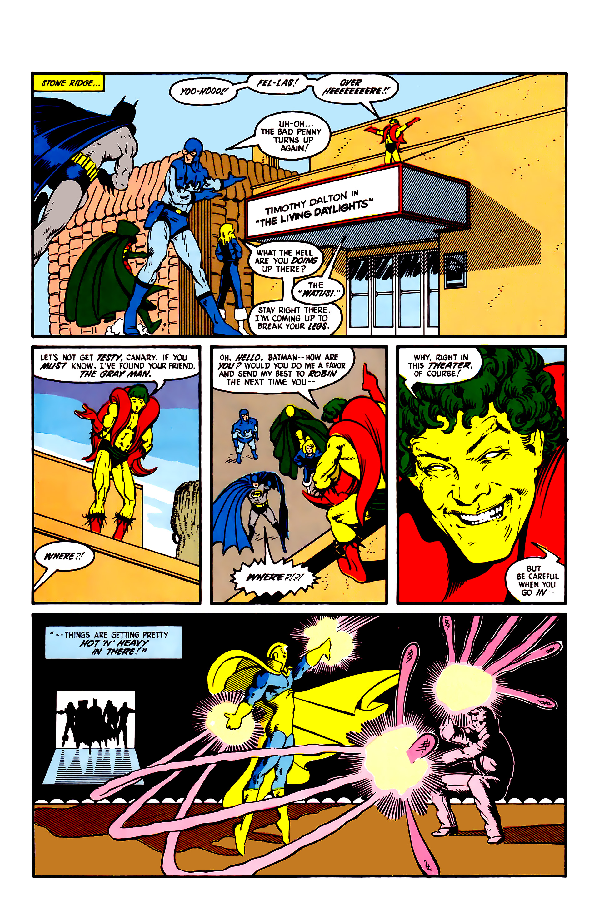 Read online Justice League (1987) comic -  Issue #6 - 15