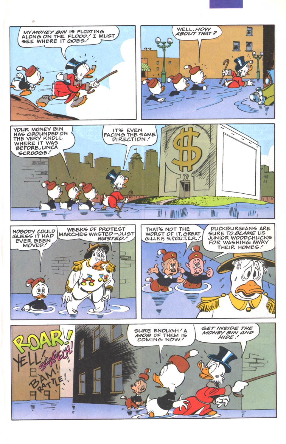 Read online Uncle Scrooge (1953) comic -  Issue #287 - 28