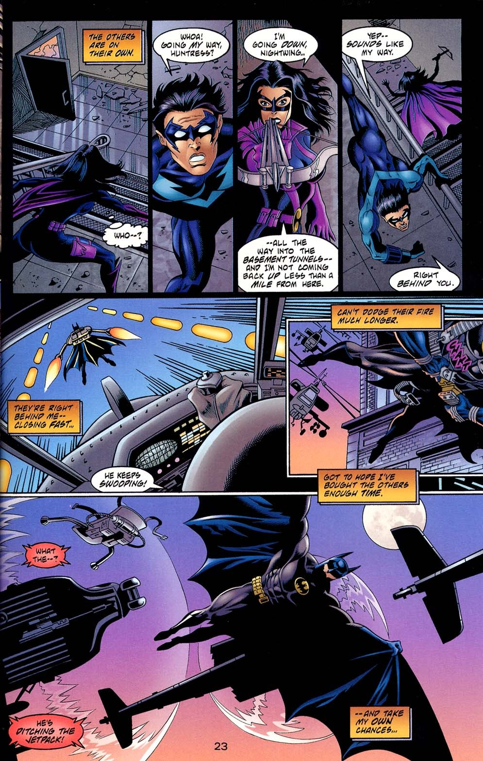 Batman: Outlaws issue 2 - Page 26