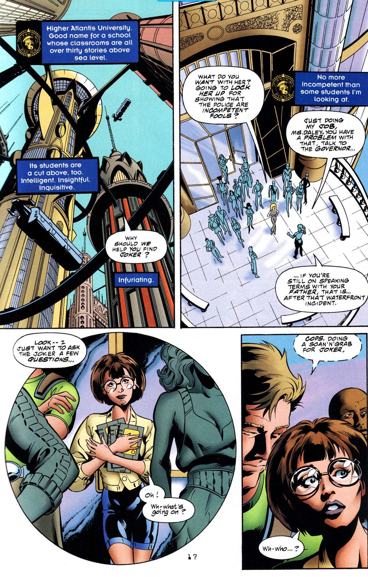 Read online Tangent Comics/ The Joker comic -  Issue # Full - 18