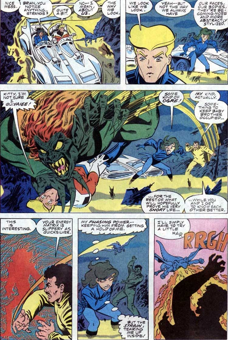 Excalibur (1988) issue 18 - Page 20