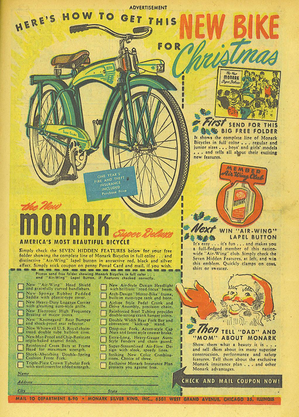 Read online Adventure Comics (1938) comic -  Issue #136 - 33