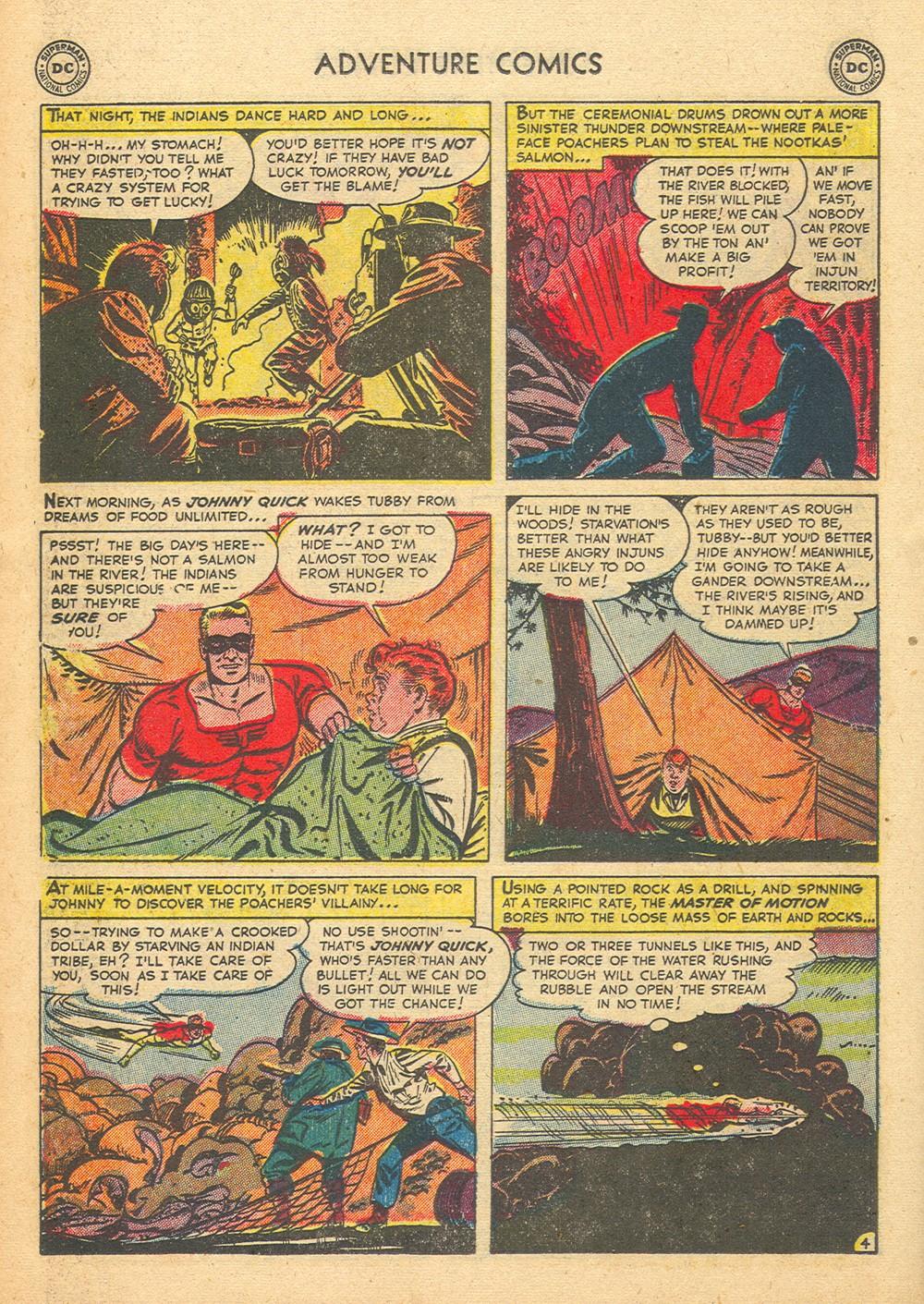 Read online Adventure Comics (1938) comic -  Issue #176 - 28