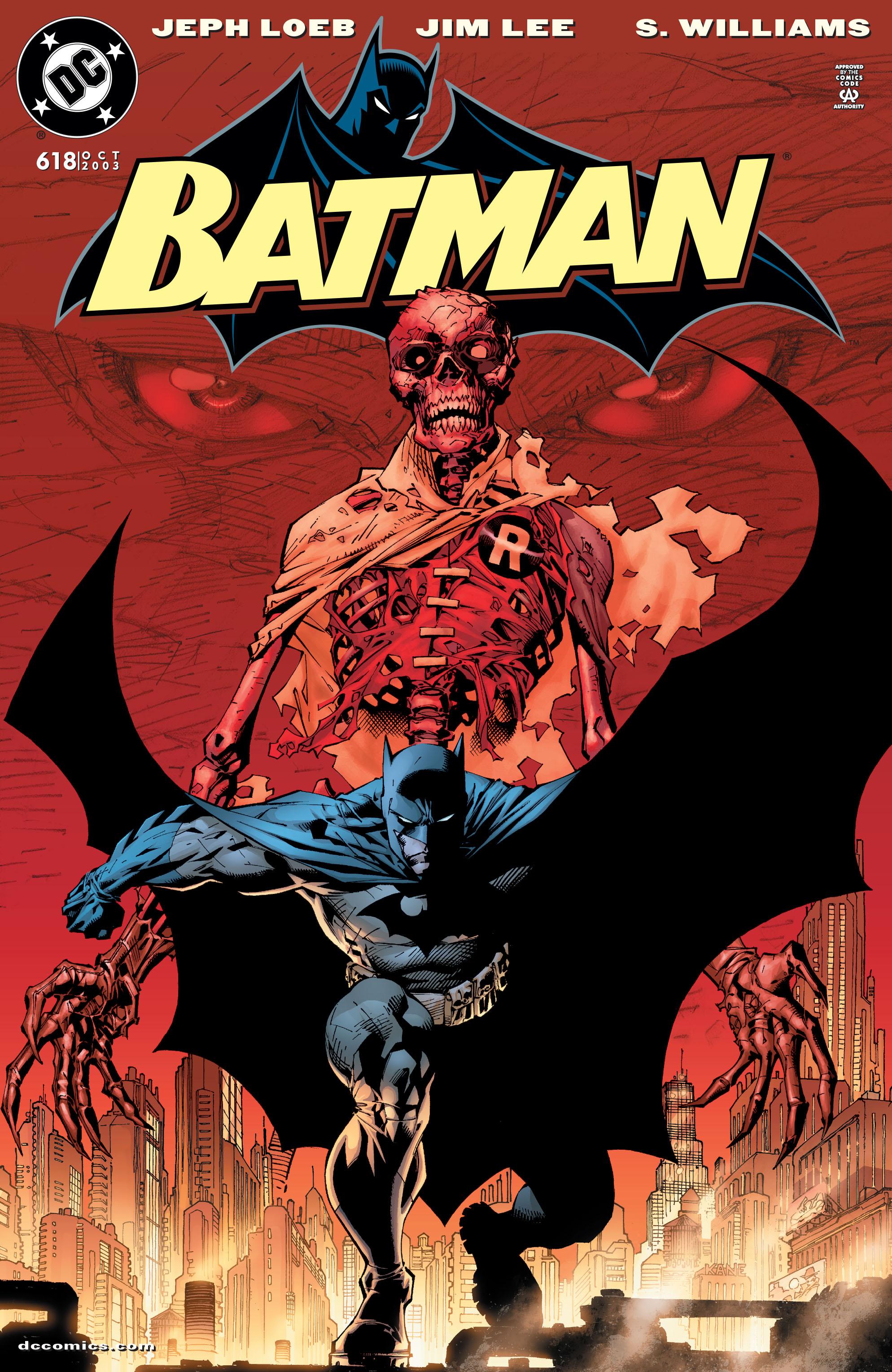 Batman (1940) 618 Page 1