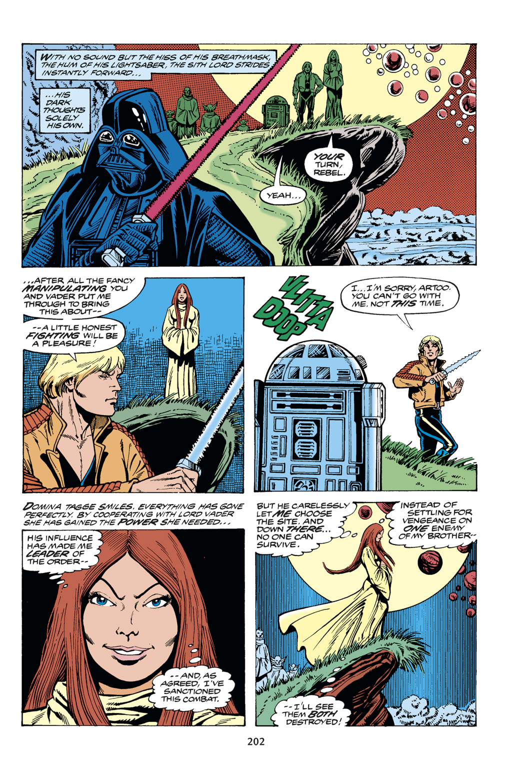 Read online Star Wars Omnibus comic -  Issue # Vol. 14 - 201