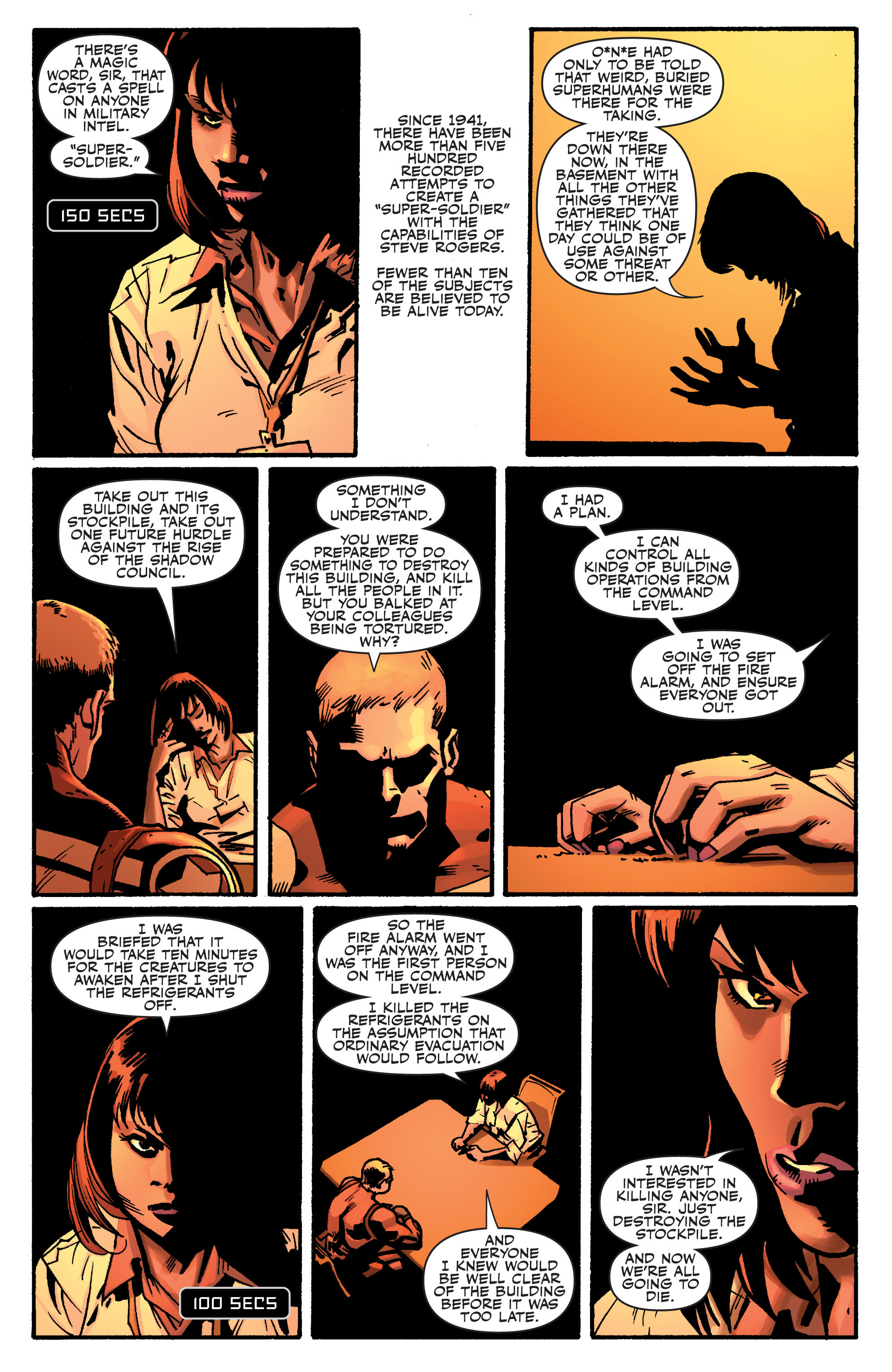 Read online Secret Avengers (2010) comic -  Issue #21 - 9
