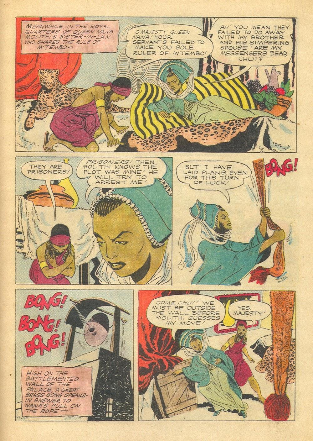 Tarzan (1948) issue 75 - Page 29