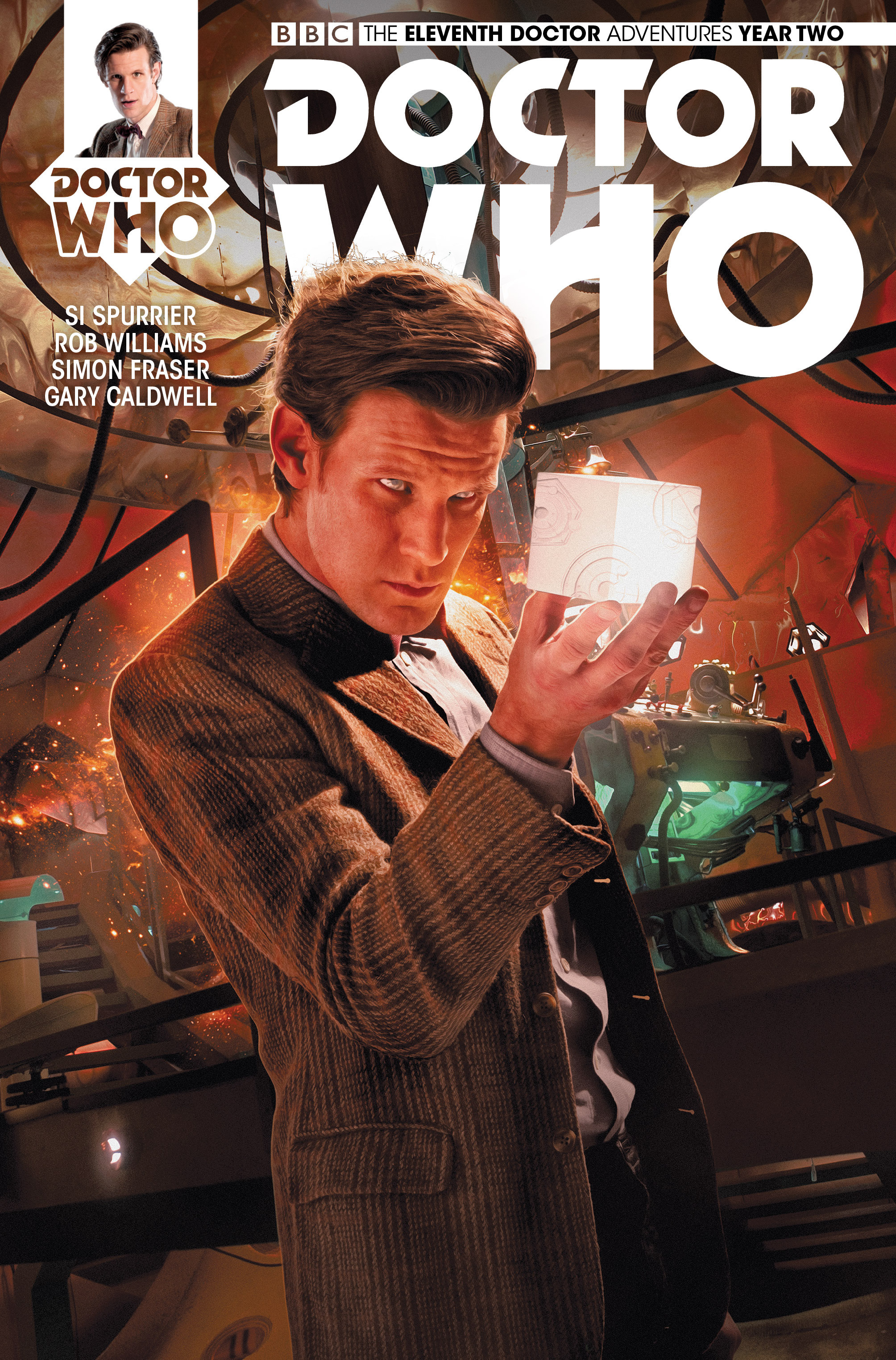 Doctor Who: The Eleventh Doctor Year Two 15 Page 2