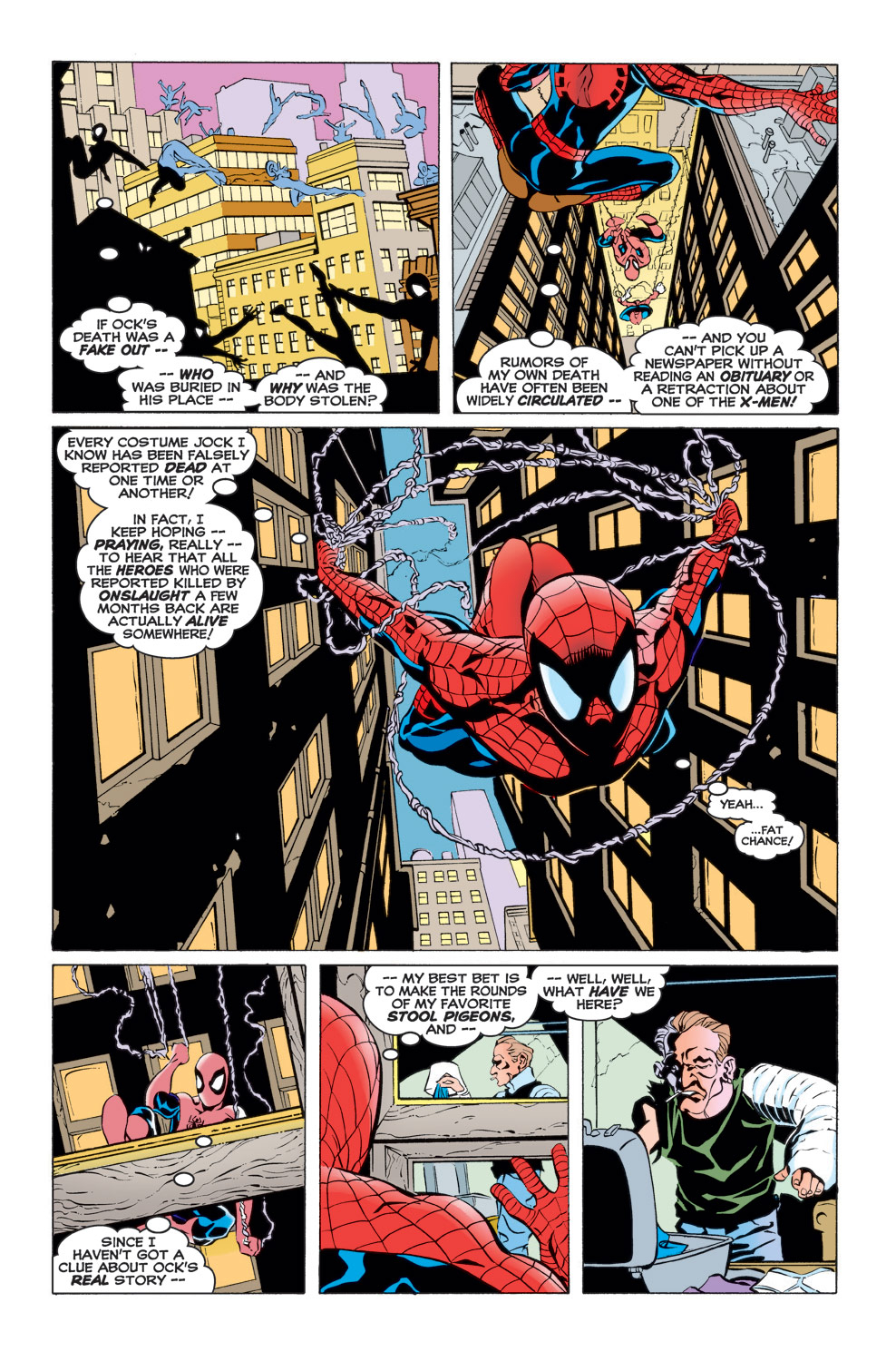The Amazing Spider-Man (1963) 426 Page 10