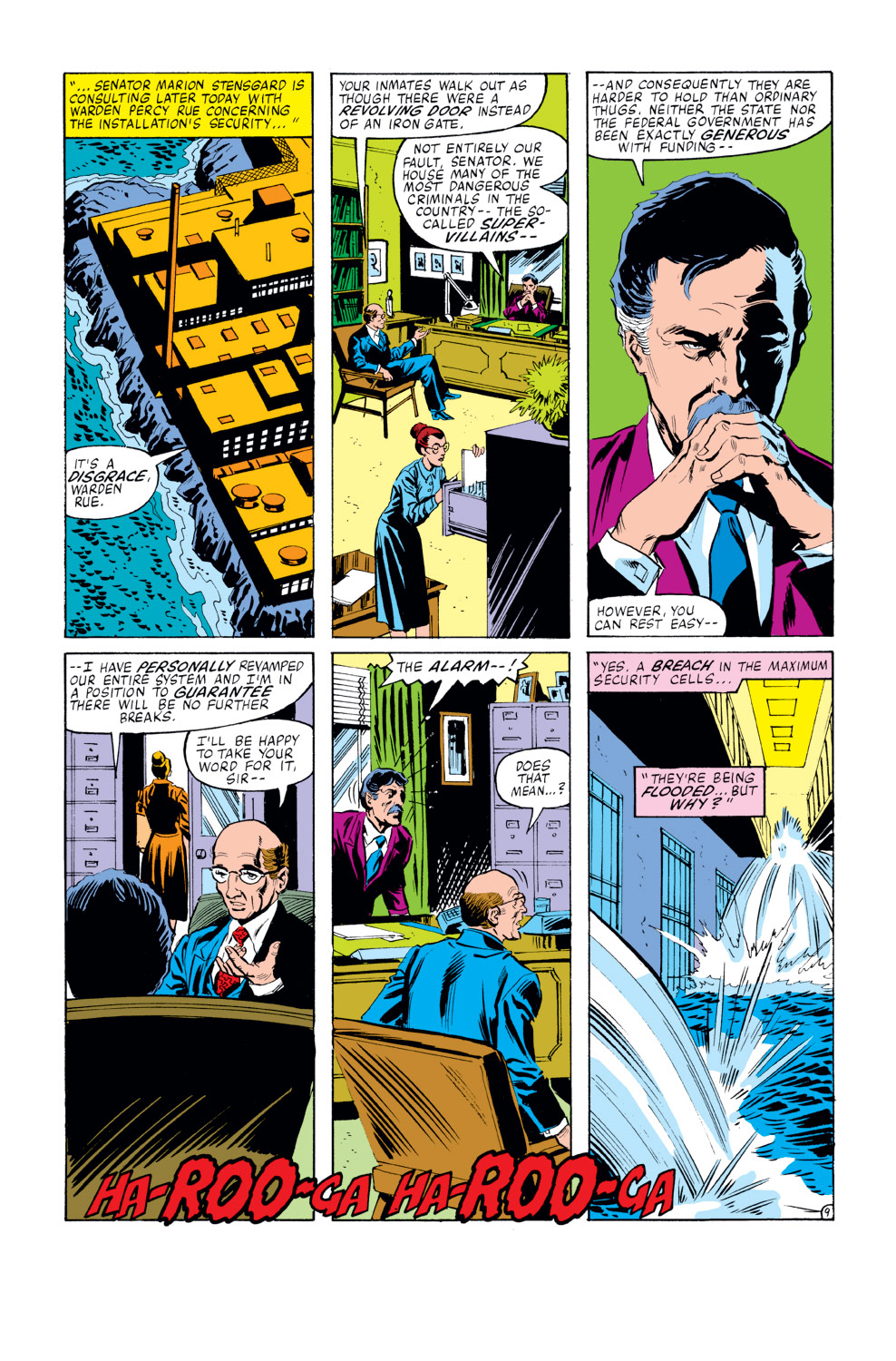 The Amazing Spider-Man (1963) 214 Page 9