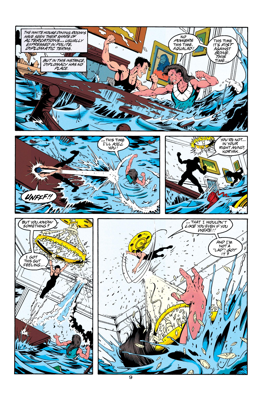Read online Aquaman (1994) comic -  Issue #25 - 10