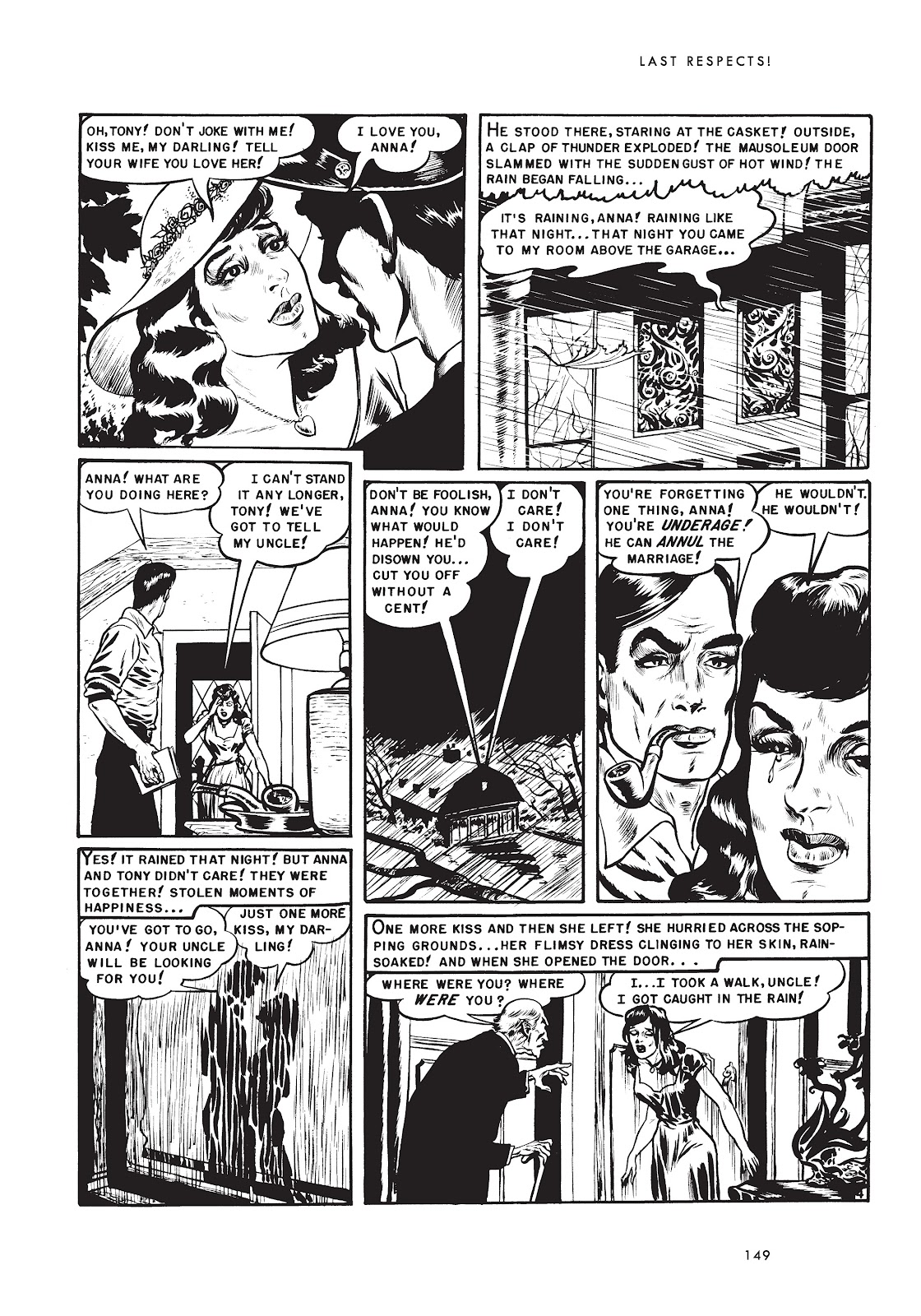 Read online Doctor of Horror and Other Stories comic -  Issue # TPB (Part 2) - 65