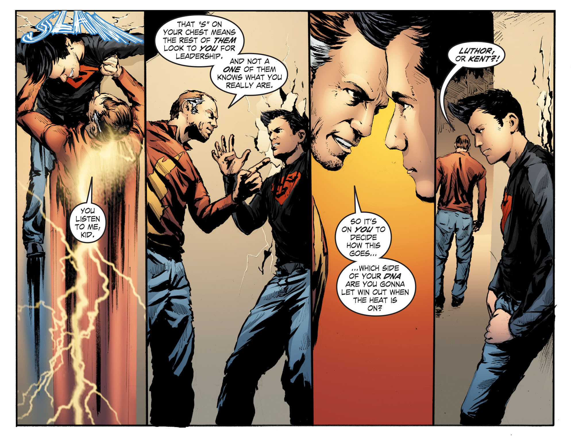 Read online Smallville: Titans comic -  Issue #2 - 8