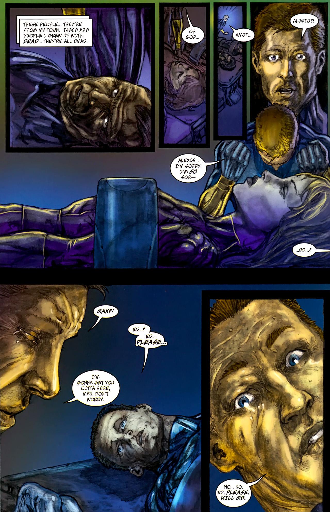 Read online Phoenix comic -  Issue #1 - 10