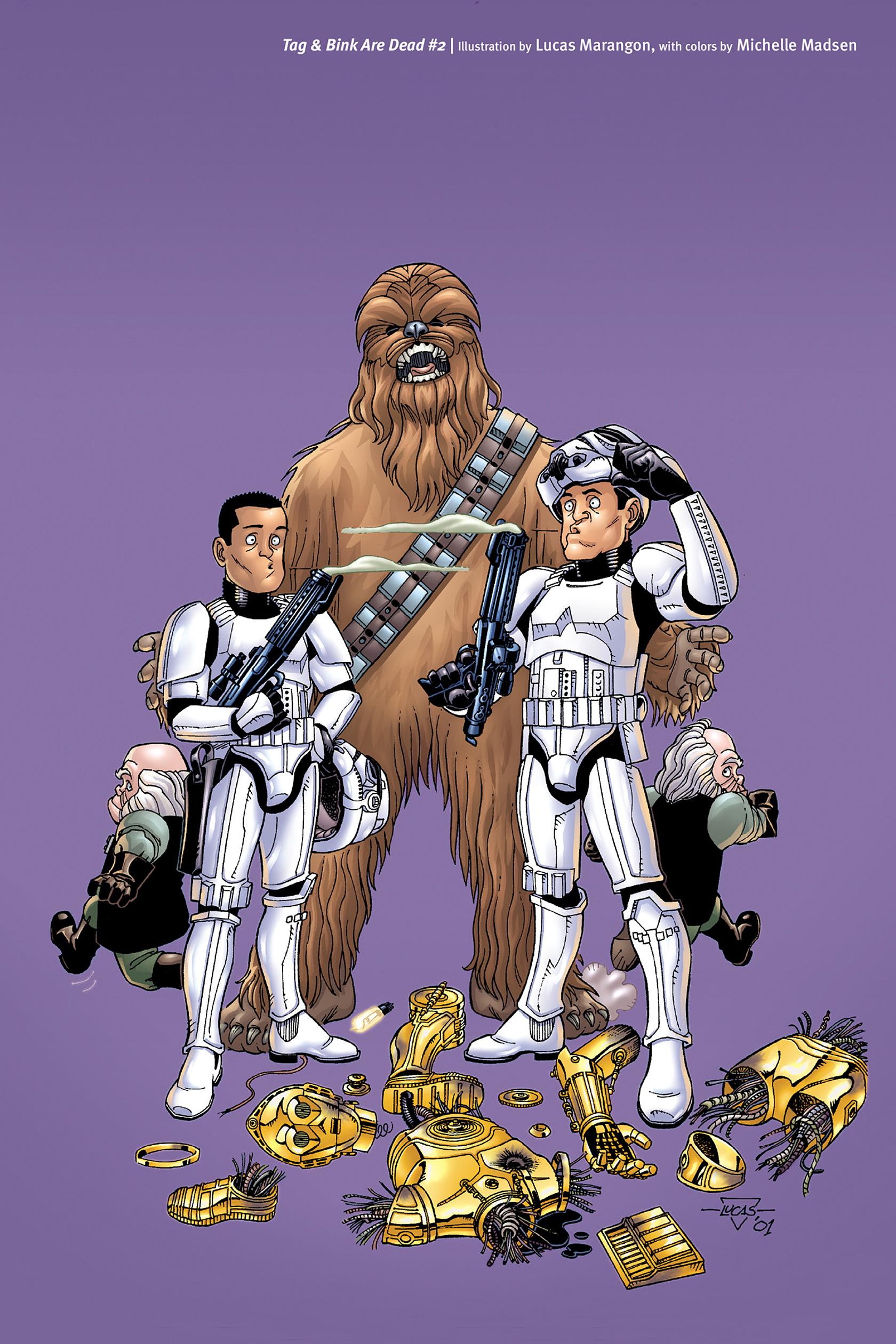 Read online Star Wars Omnibus comic -  Issue # Vol. 30 - 332