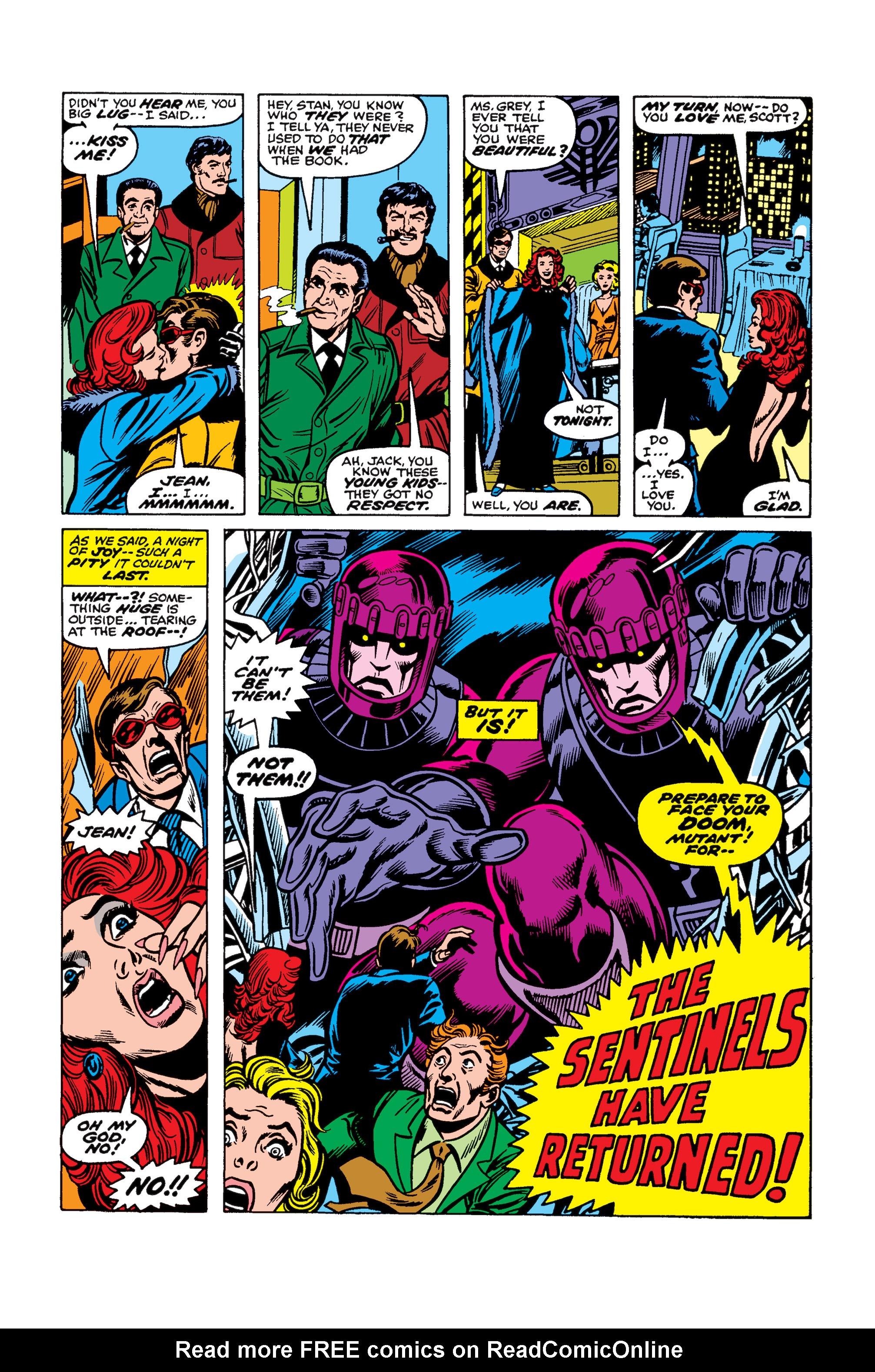 Uncanny X-Men (1963) 98 Page 3