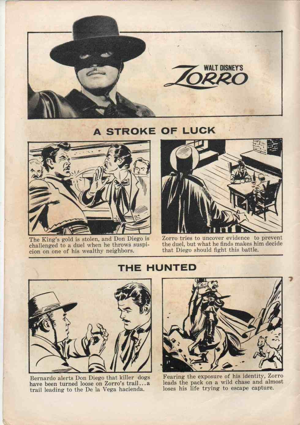 Zorro (1966) issue 6 - Page 2