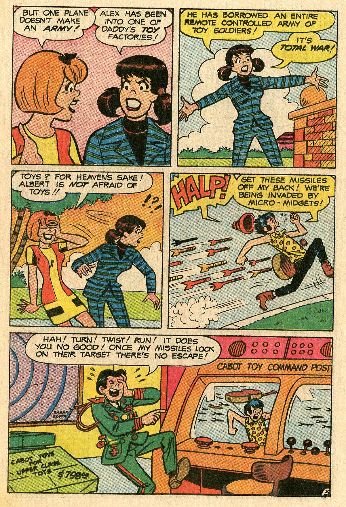 Read online She's Josie comic -  Issue #29 - 22