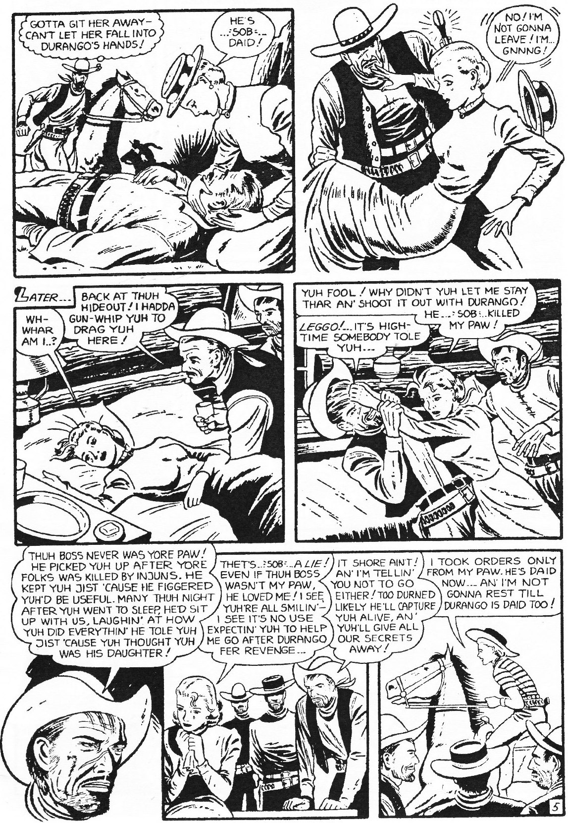 Read online Men of Mystery Comics comic -  Issue #82 - 191