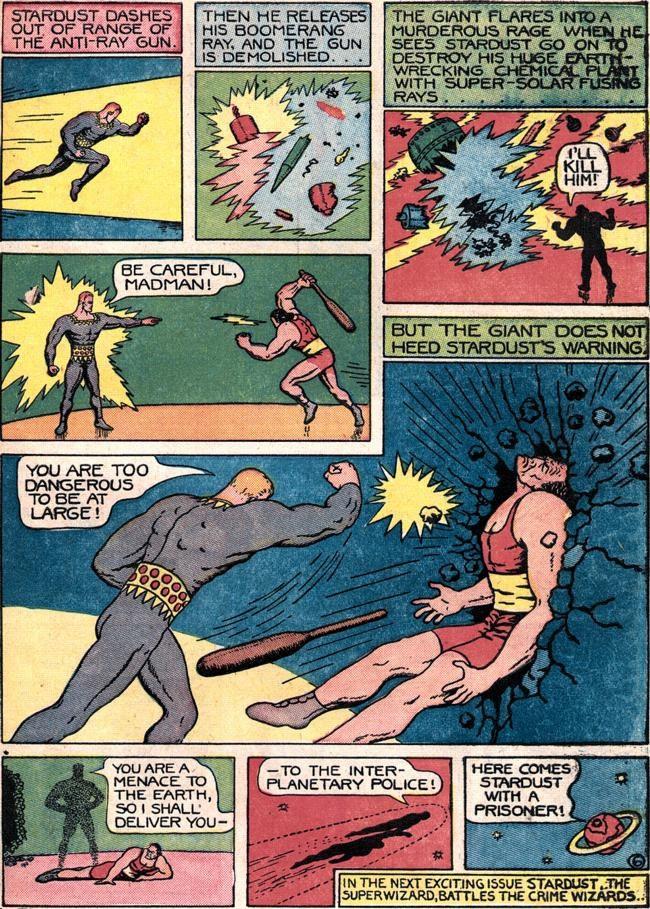 Read online Fantastic Comics comic -  Issue #4 - 58