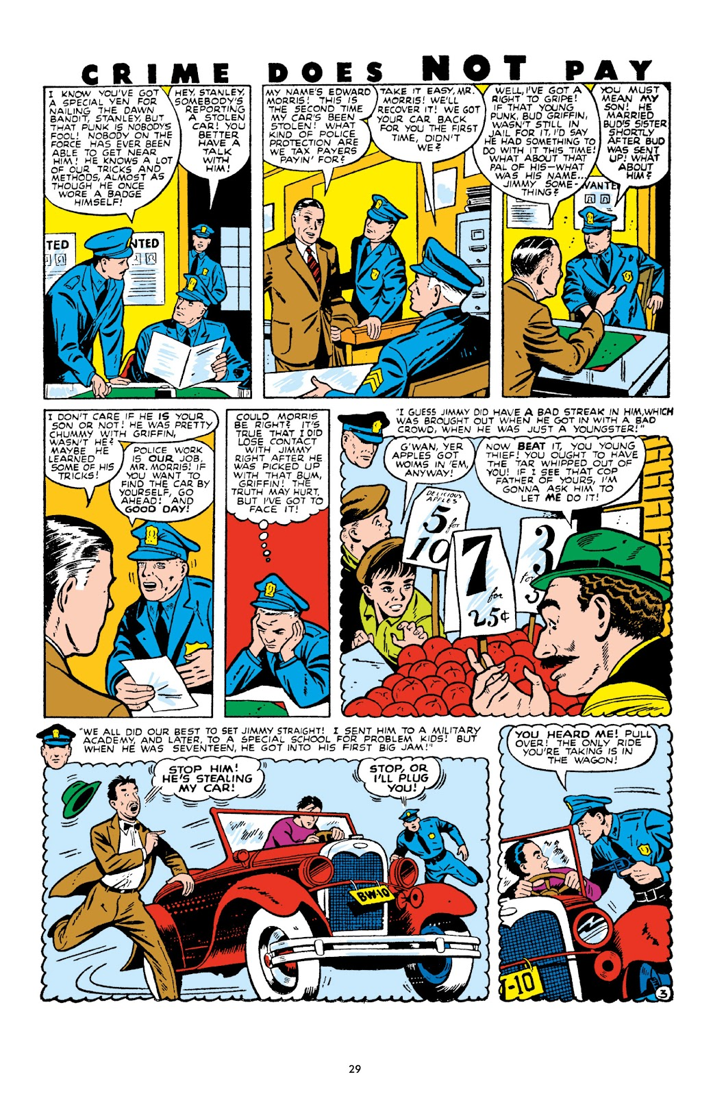 Read online Crime Does Not Pay Archives comic -  Issue # TPB 10 (Part 1) - 31