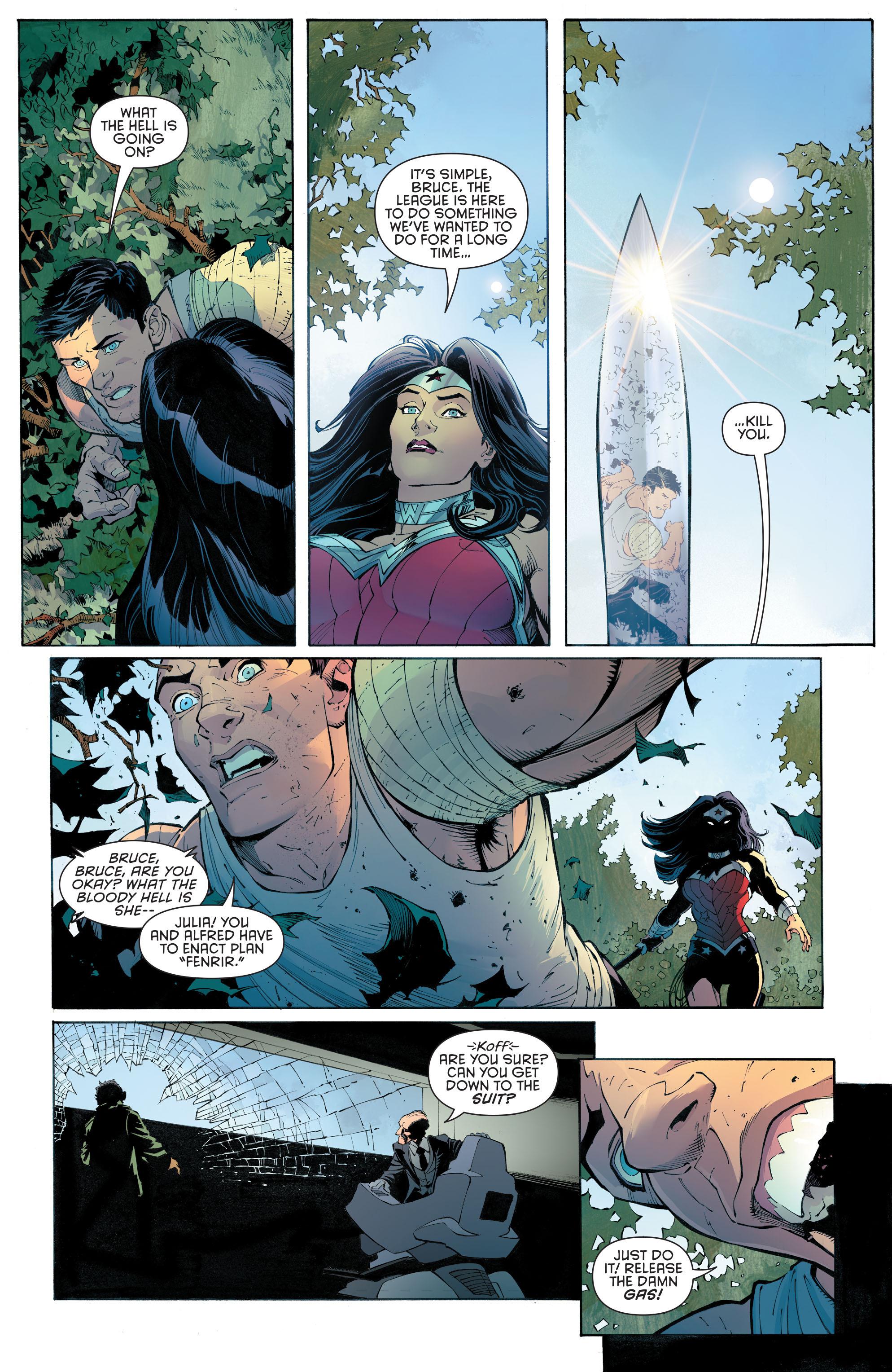 Read online Batman (2011) comic -  Issue # _TPB 7 - 16