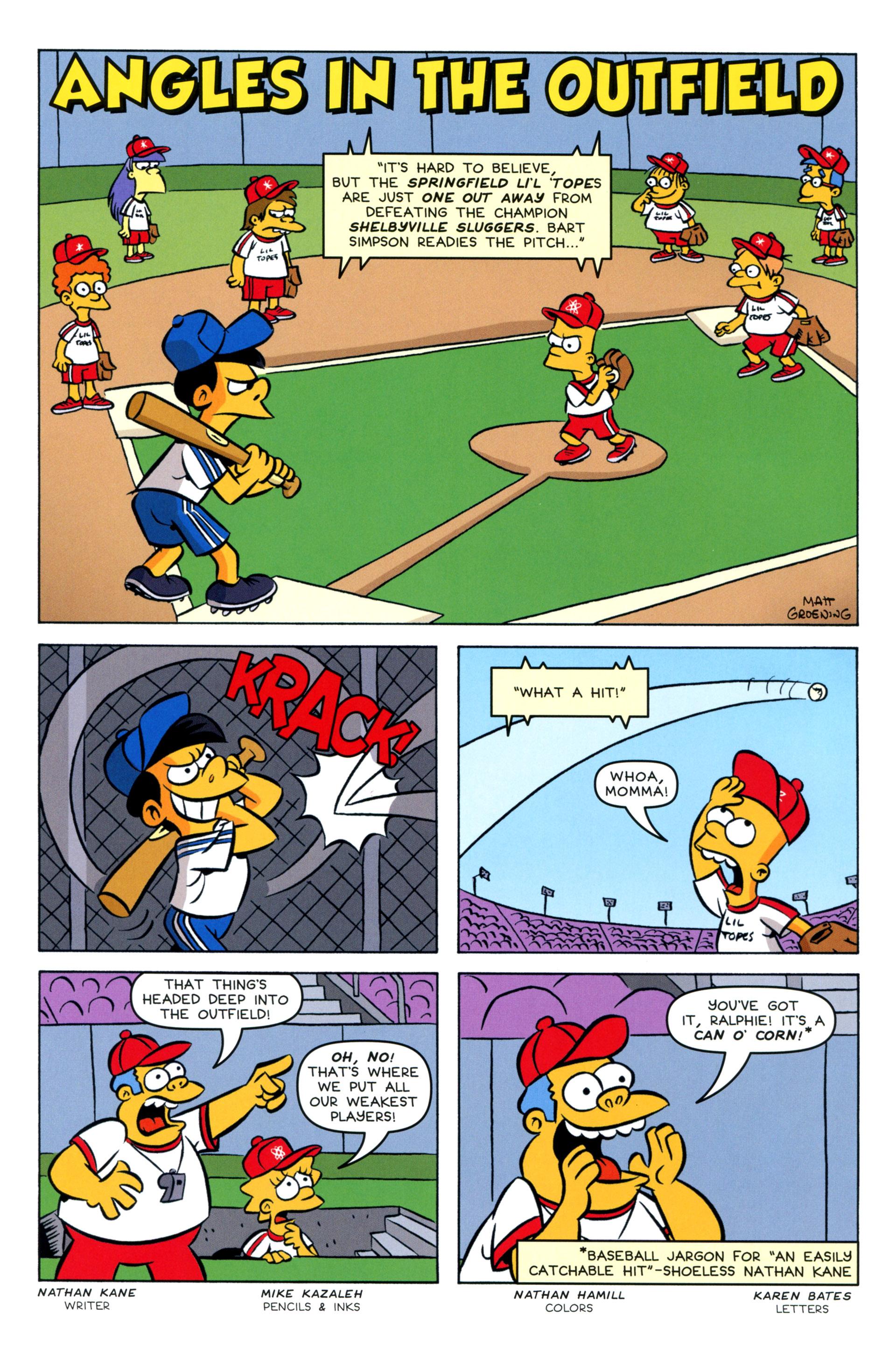 Read online Simpsons Comics Presents Bart Simpson comic -  Issue #86 - 14