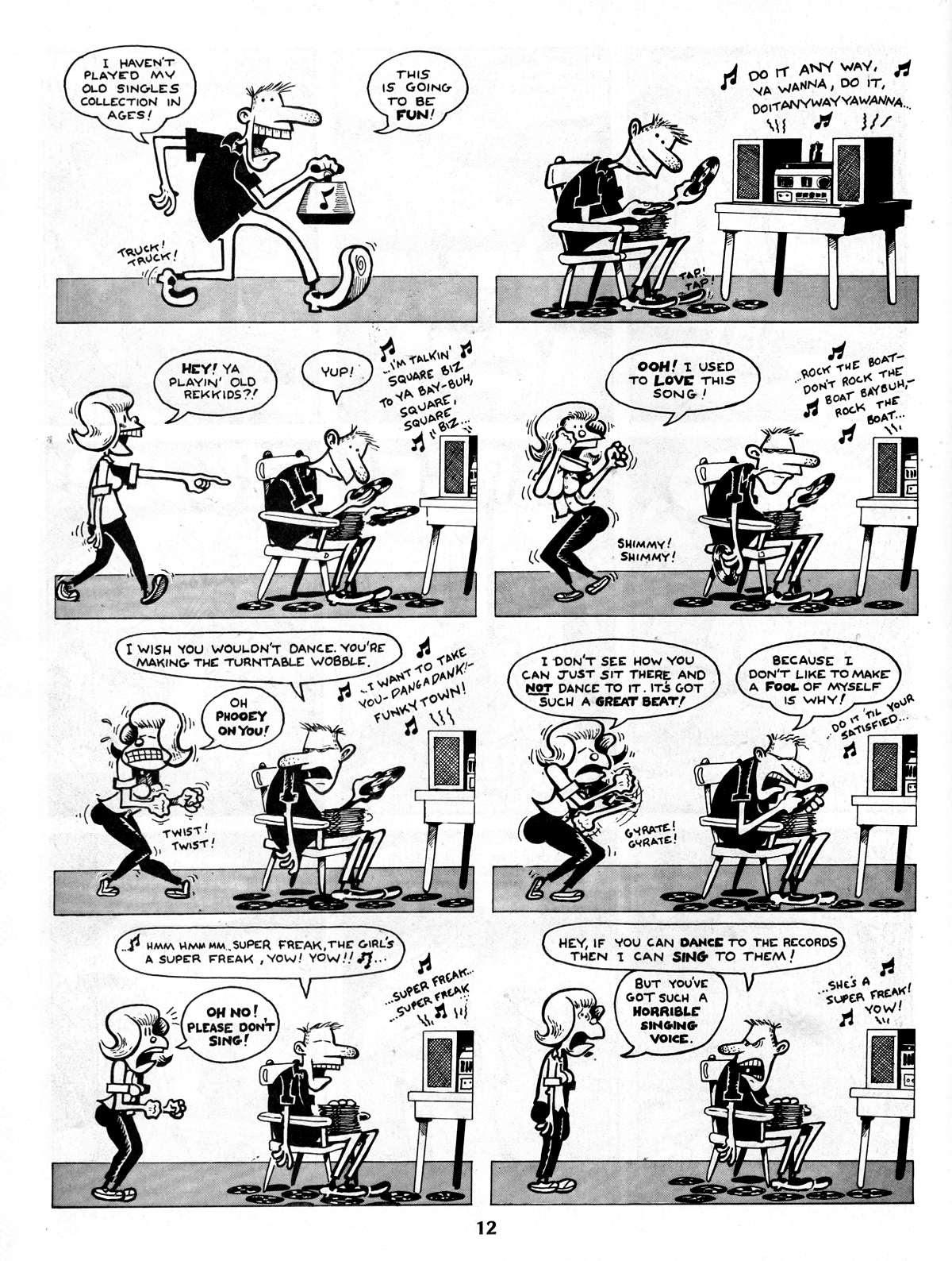 Read online Neat Stuff comic -  Issue #3 - 14