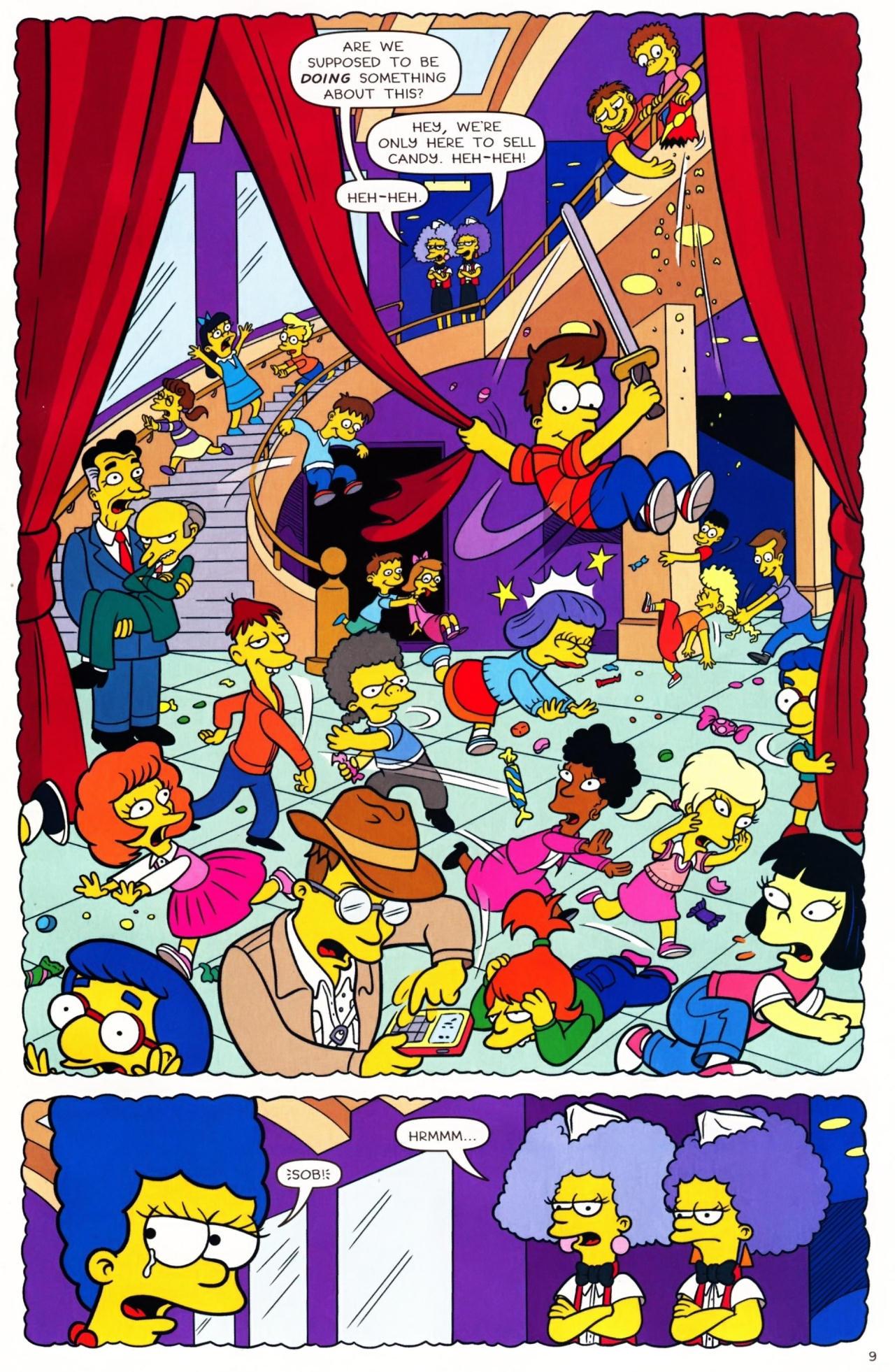 Read online Simpsons Comics Presents Bart Simpson comic -  Issue #42 - 11